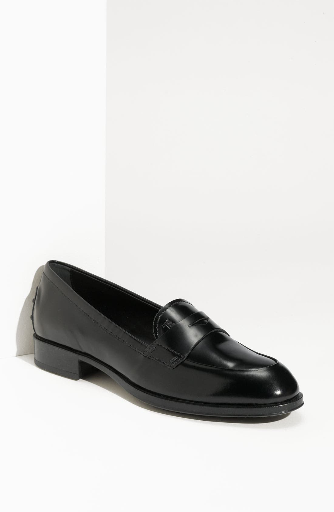 Alternate Image 1 Selected - Tod's 'Nuovo Progetto Basso Gomma' Loafer