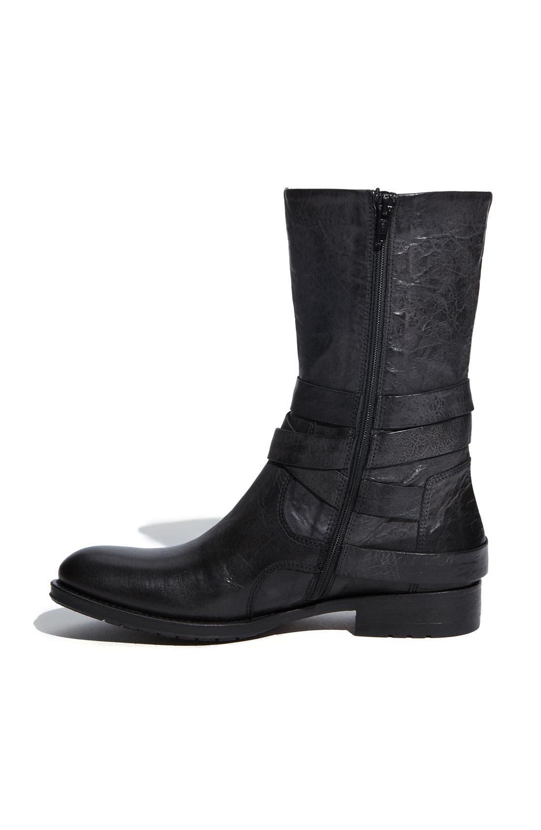 Alternate Image 2  - Vera Wang Lavender 'Kipp' Strappy Leather Boot