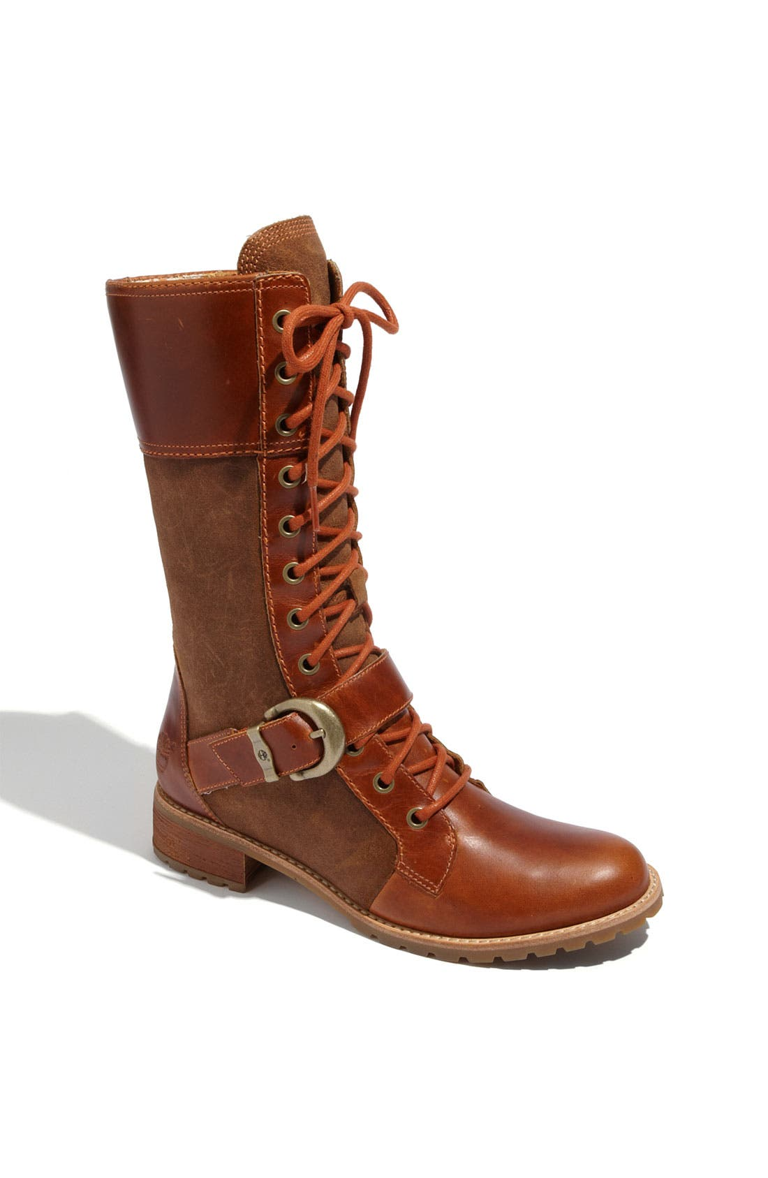 Alternate Image 1 Selected - TIMBERLAND EARTHKEEPER BETHEL BUCKLE MID LACE BOOT