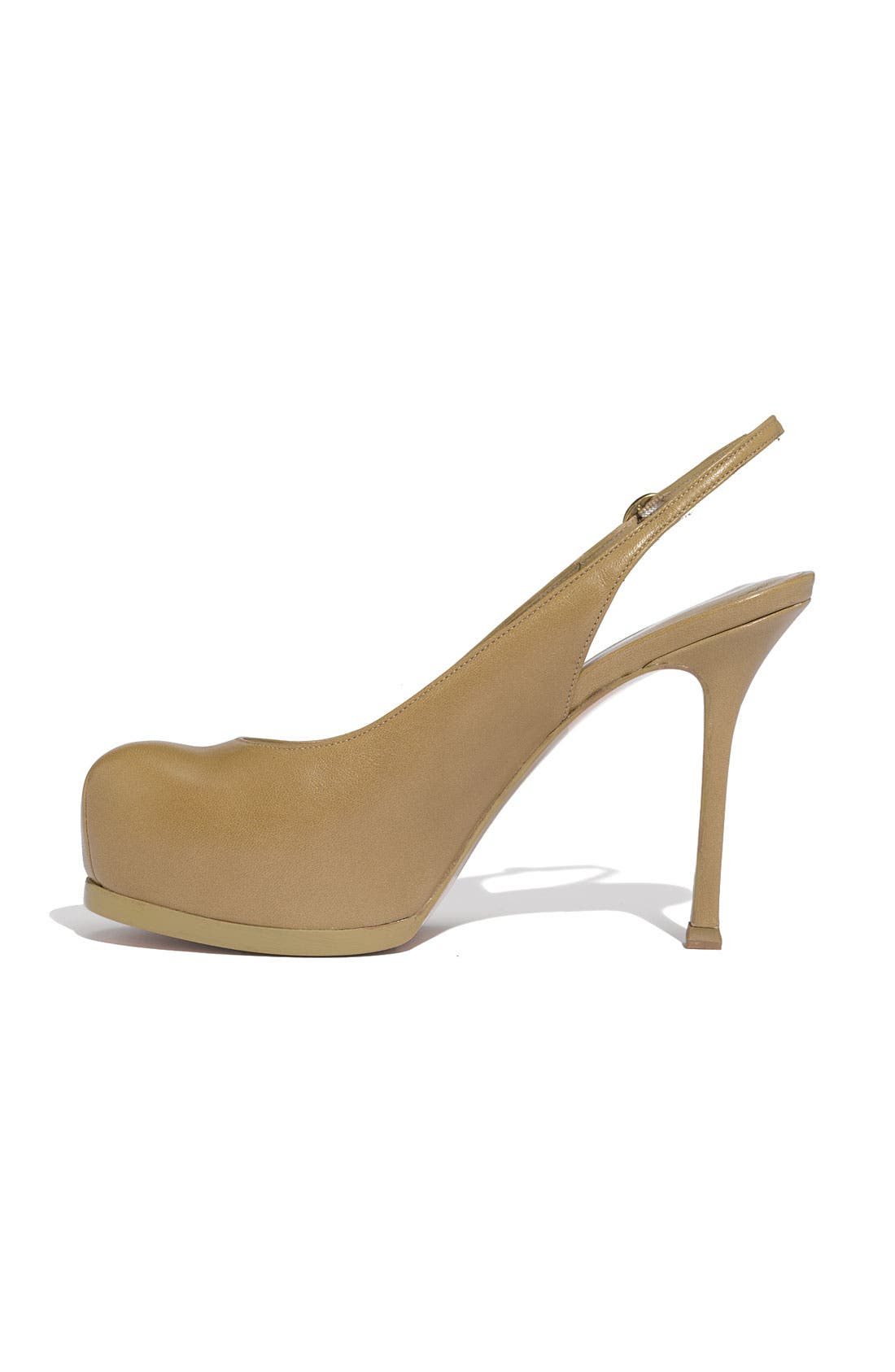 Alternate Image 2  - Yves Saint Laurent 'Tribtoo' Platform Slingback