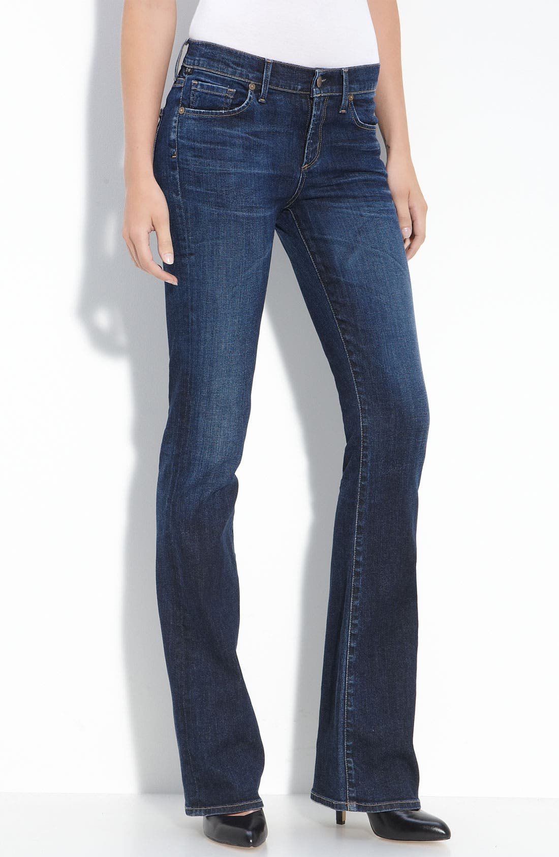 Alternate Image 1 Selected - Citizens of Humanity 'Kelly' Bootcut Denim Jeans (Spectrum Wash)