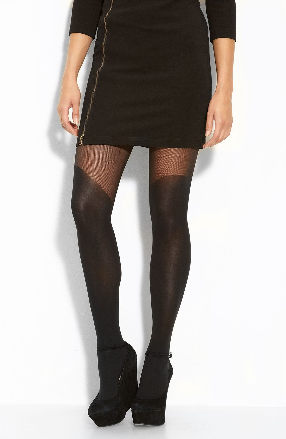 Main Image - Pretty Polly Over the Knee Tights