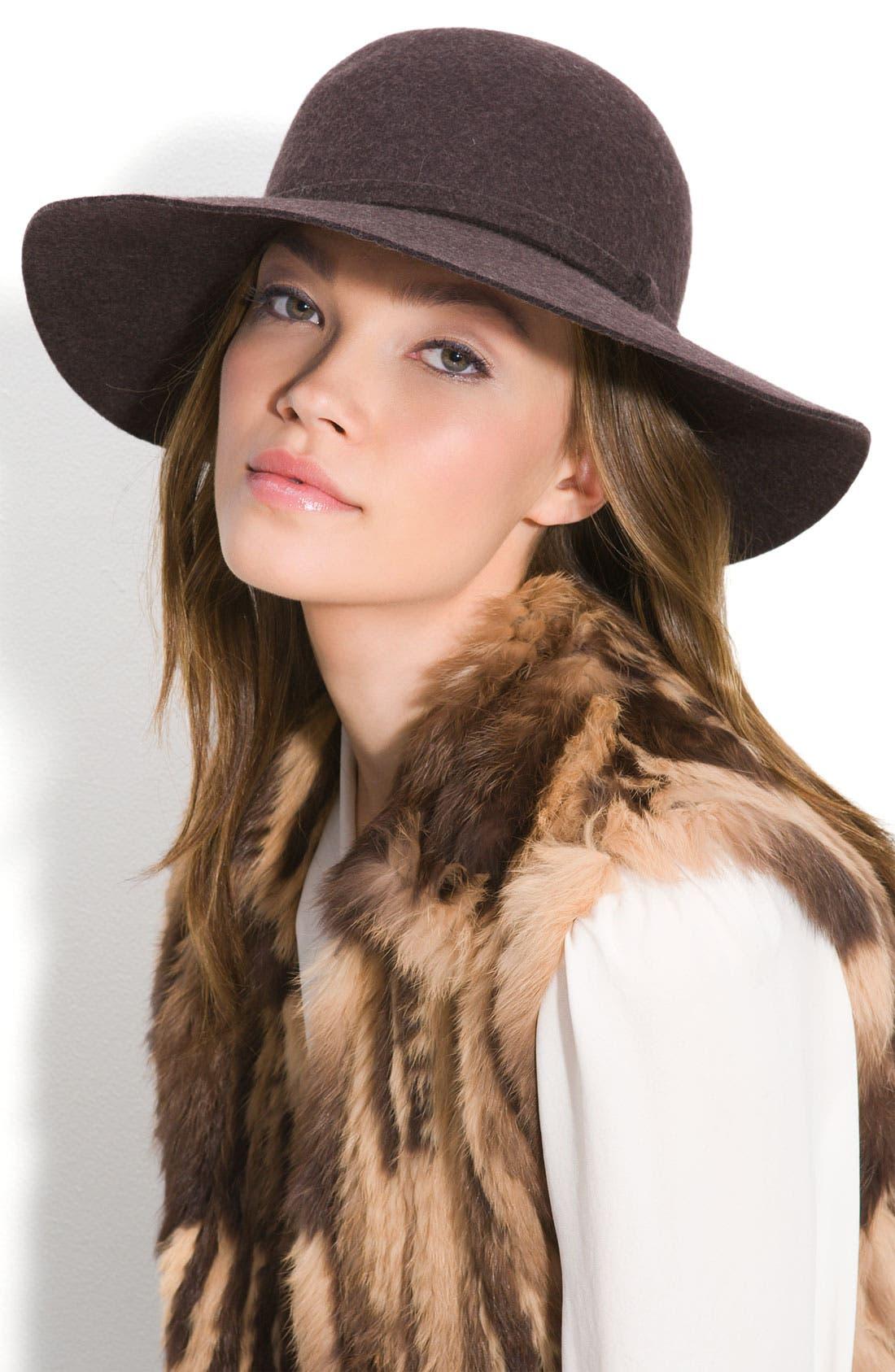 Main Image - Tarnish Floppy Hat