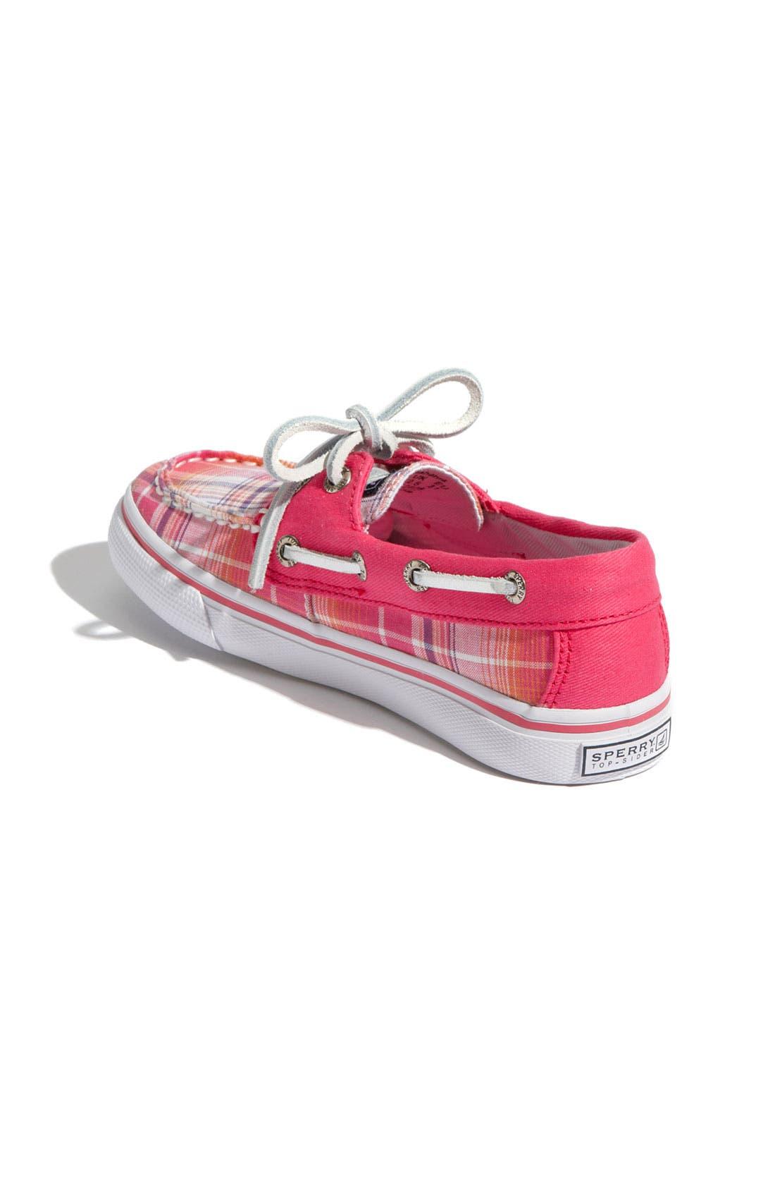 Alternate Image 2  - Sperry Top-Sider® 'Bahama' Boat Shoe (Little Kid & Big Kid)