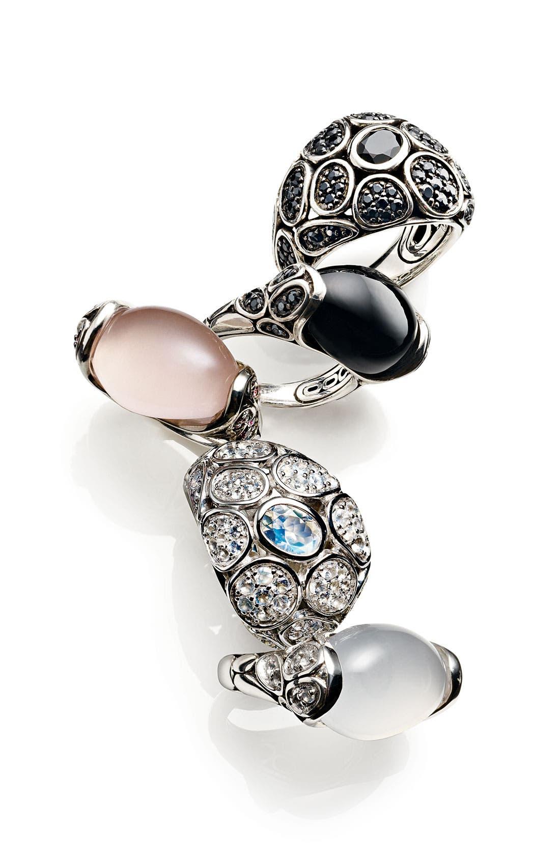 Alternate Image 3  - John Hardy 'Kali' Oval Stone Ring