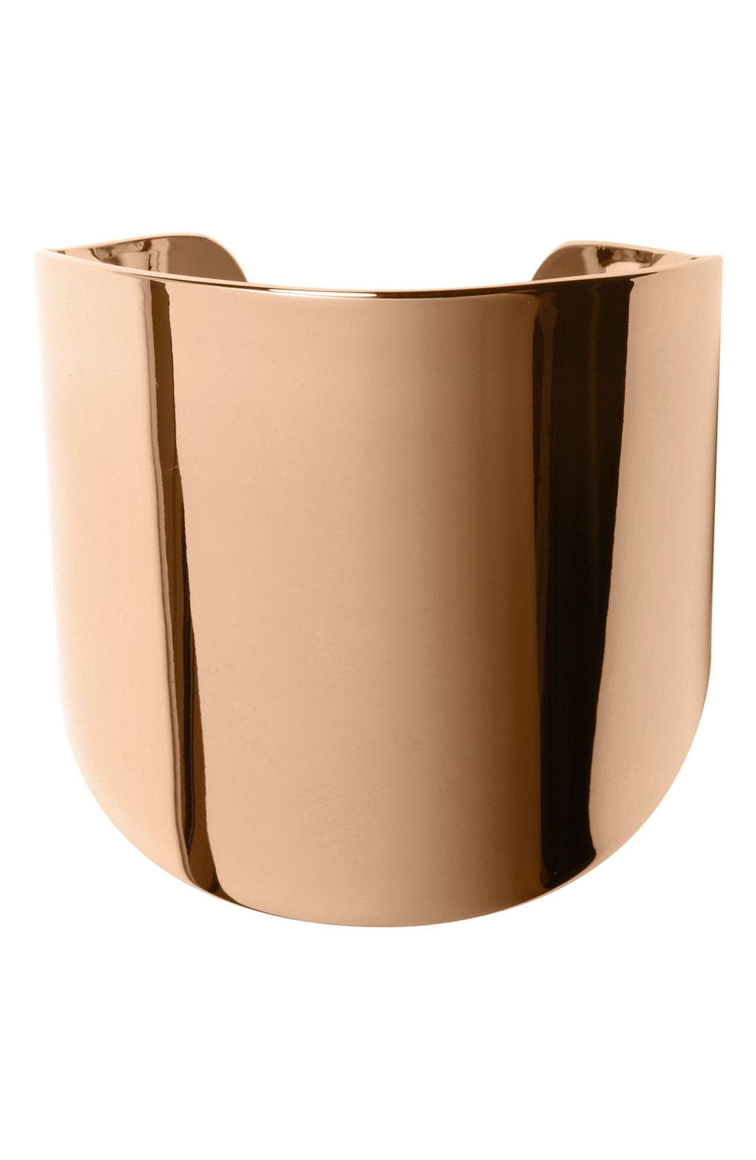 Alternate Image 1 Selected - Nordstrom 'Super Shiny' Shield Cuff