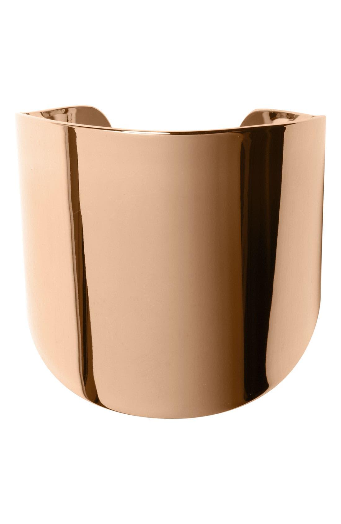 Main Image - Nordstrom 'Super Shiny' Shield Cuff