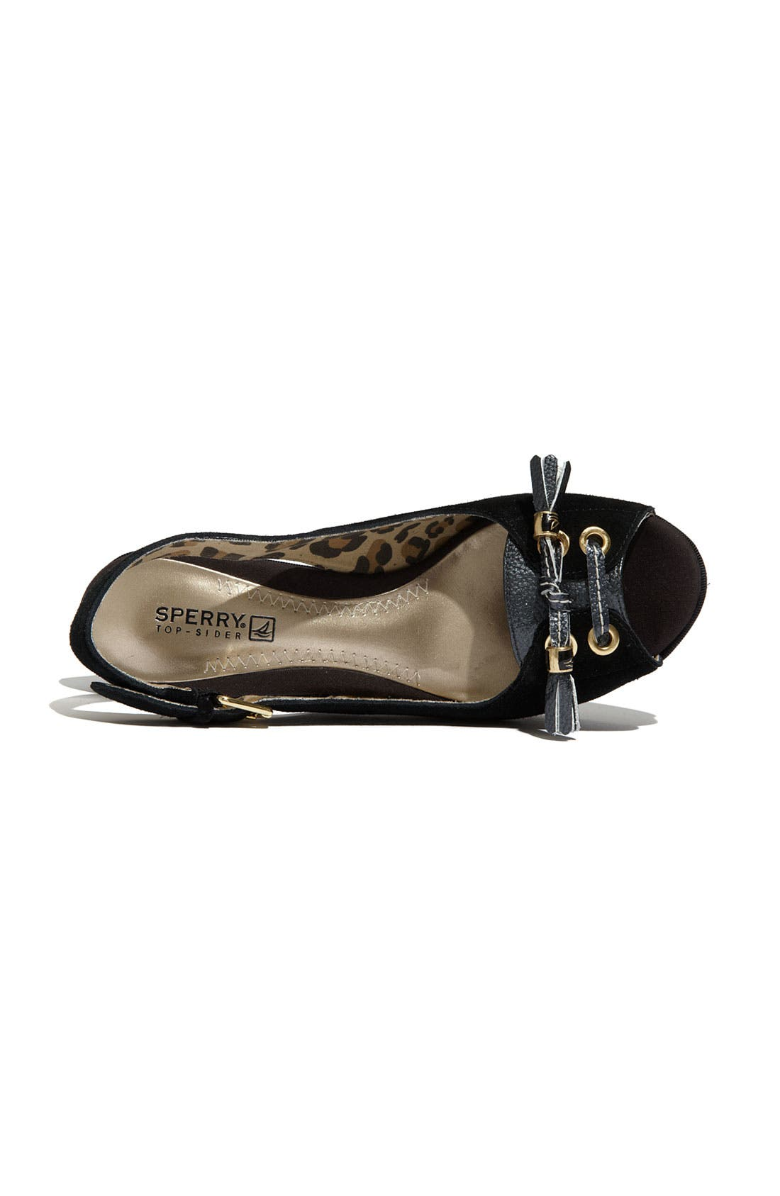 Alternate Image 3  - Sperry Top-Sider® 'Cypress' Wedge Slingback
