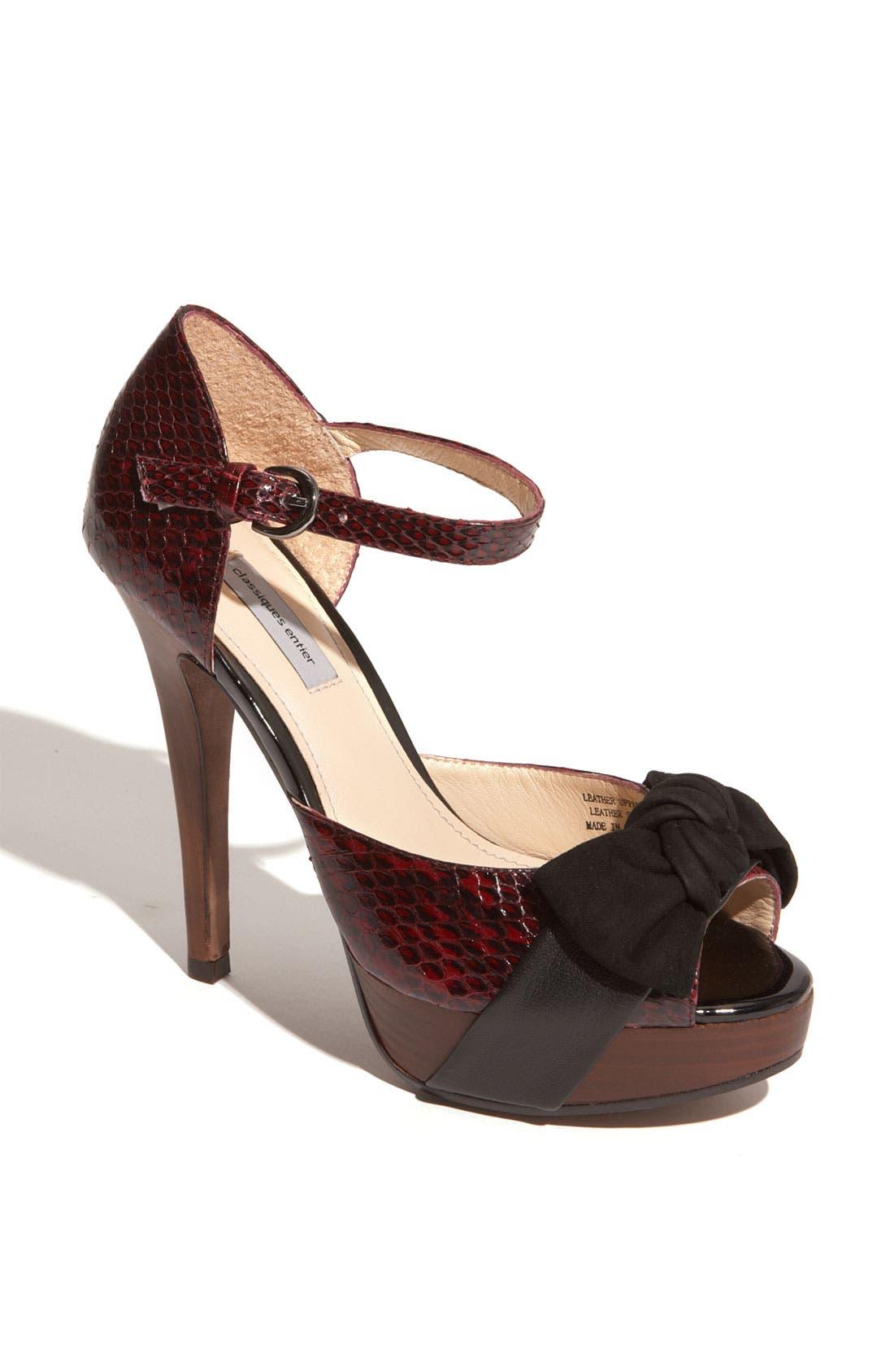 Alternate Image 1 Selected - Classiques Entier® 'Lyla' Sandal