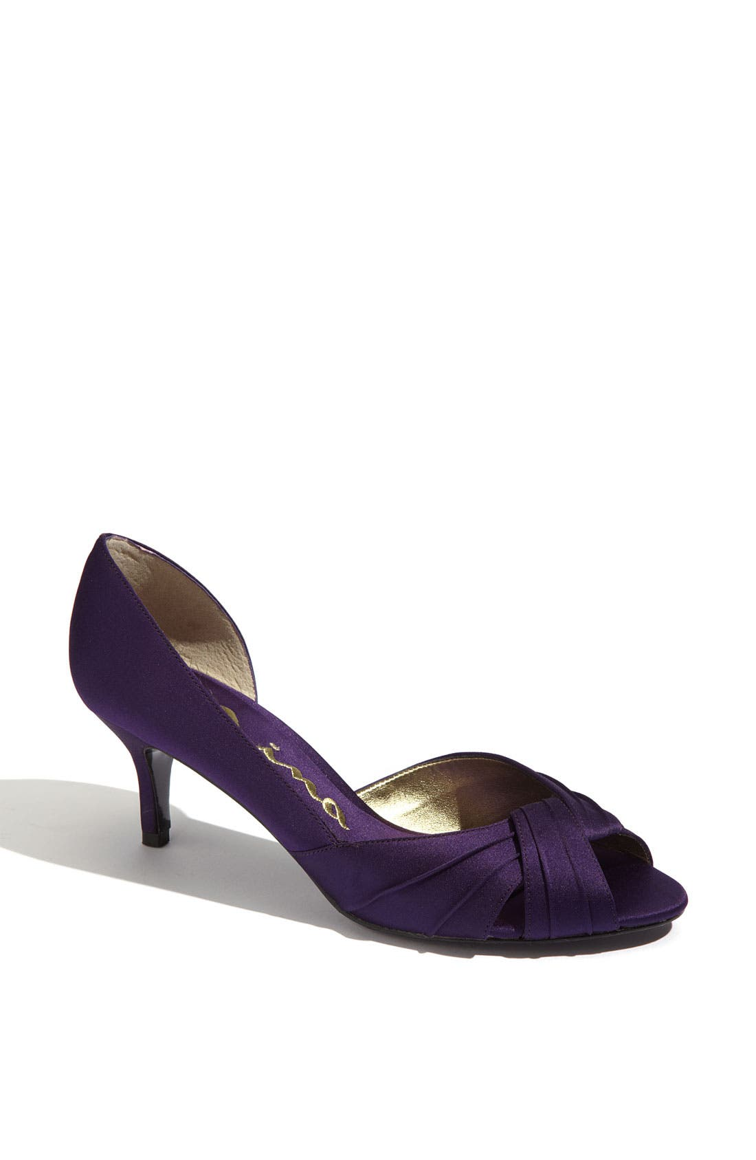 Alternate Image 1 Selected - Nina 'Culver' d'Orsay Pump (Women)