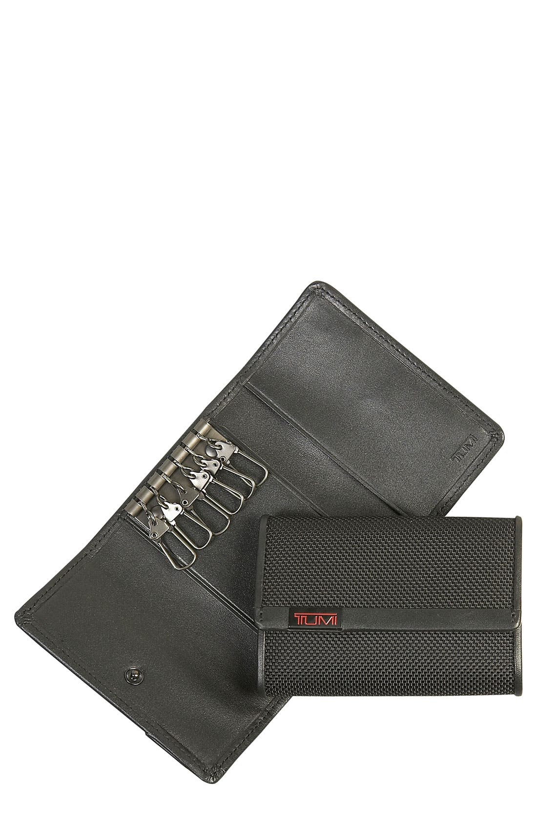 Main Image - Tumi 'Alpha' 6-Hook Key Case