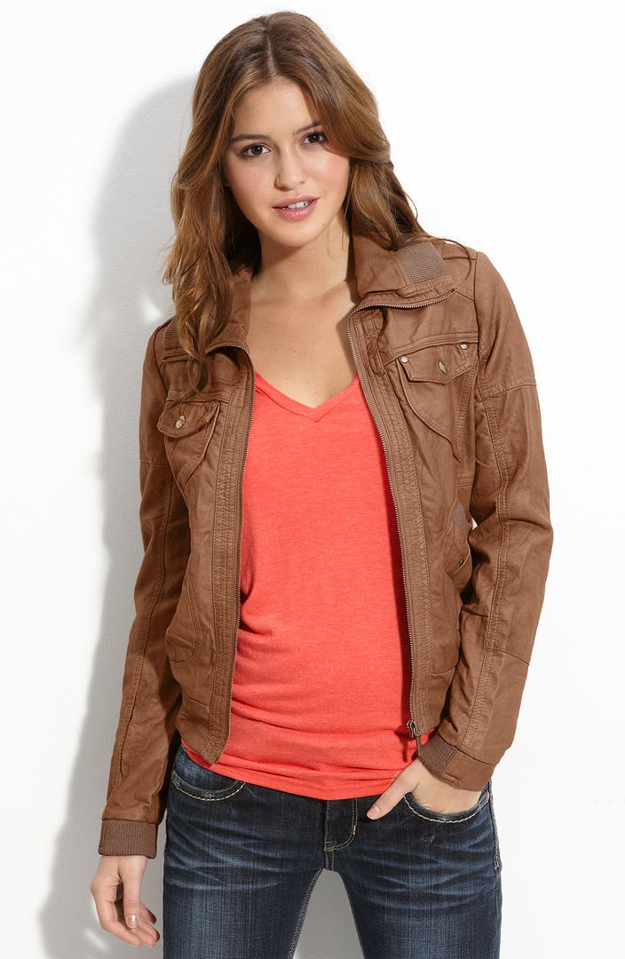 Shop Juniors Faux Leather Jackets and Juniors Coats at Macy's. thrushop-06mq49hz.ga carries a large selection of Juniors Coats, Juniors Winter Coats, and more.