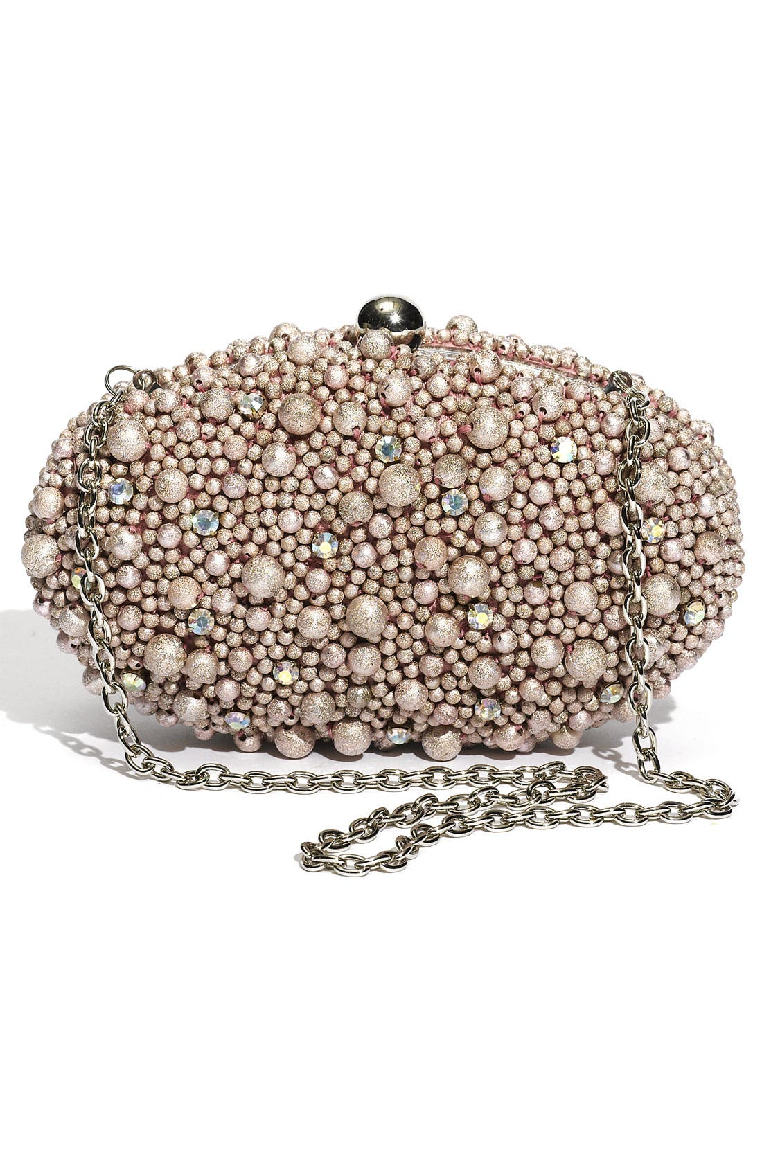Alternate Image 4  - Sondra Roberts 'Pearl' Box Clutch