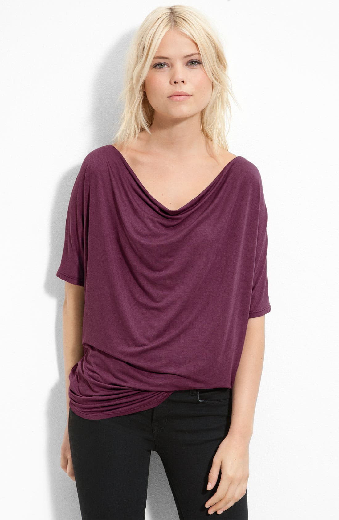Alternate Image 2  - Remain Drape Neck Top