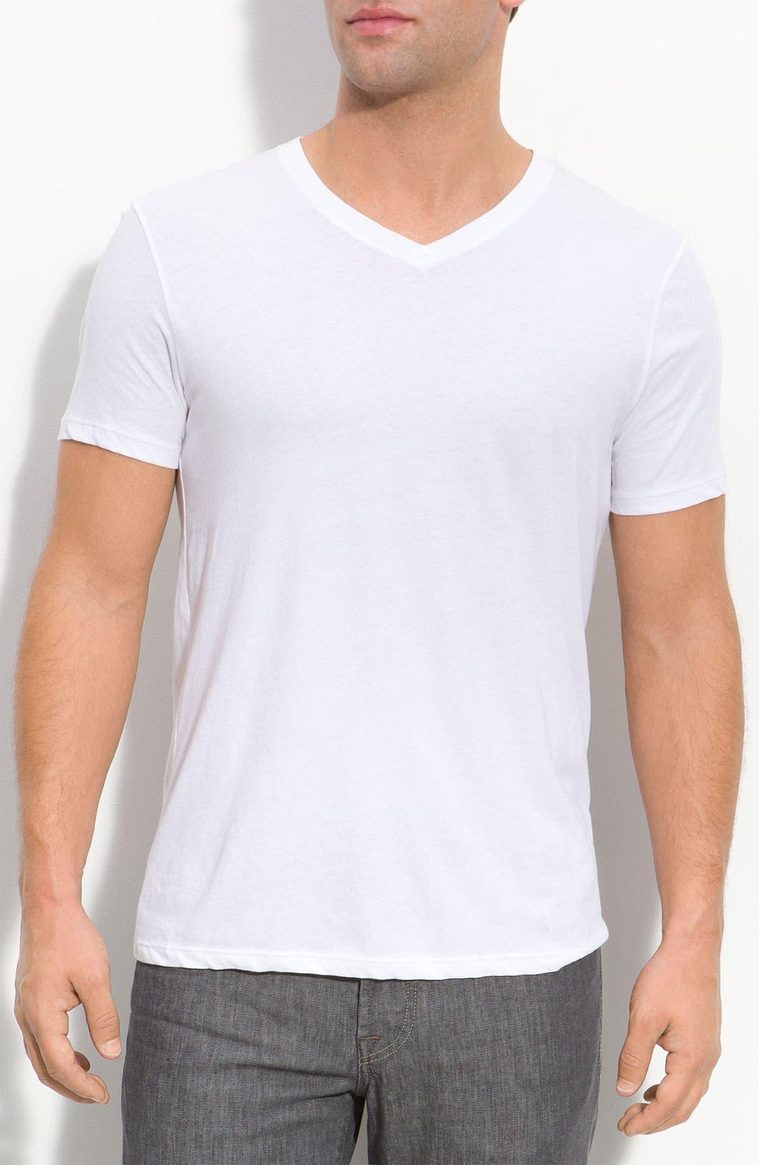 Alternate Image 1 Selected - Vince Short Sleeve T-Shirt