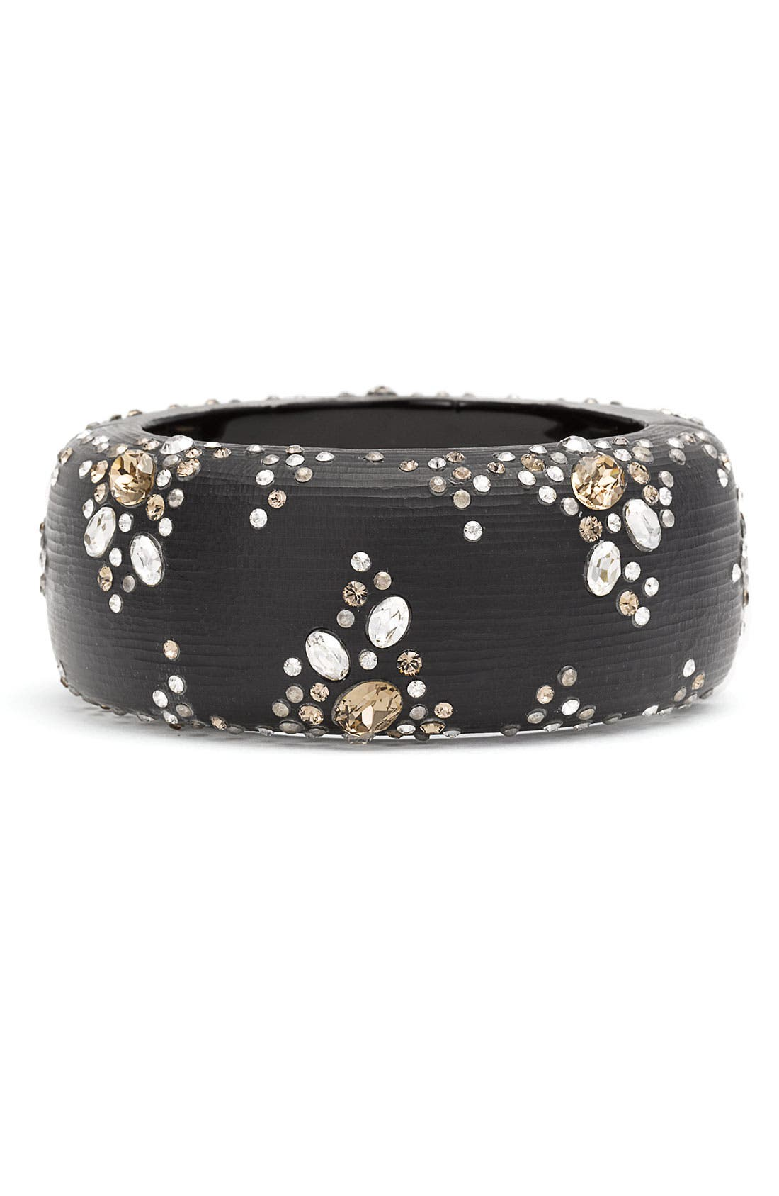 Alternate Image 1 Selected - Alexis Bittar 'Sugar Dust' Large Hinged Bangle