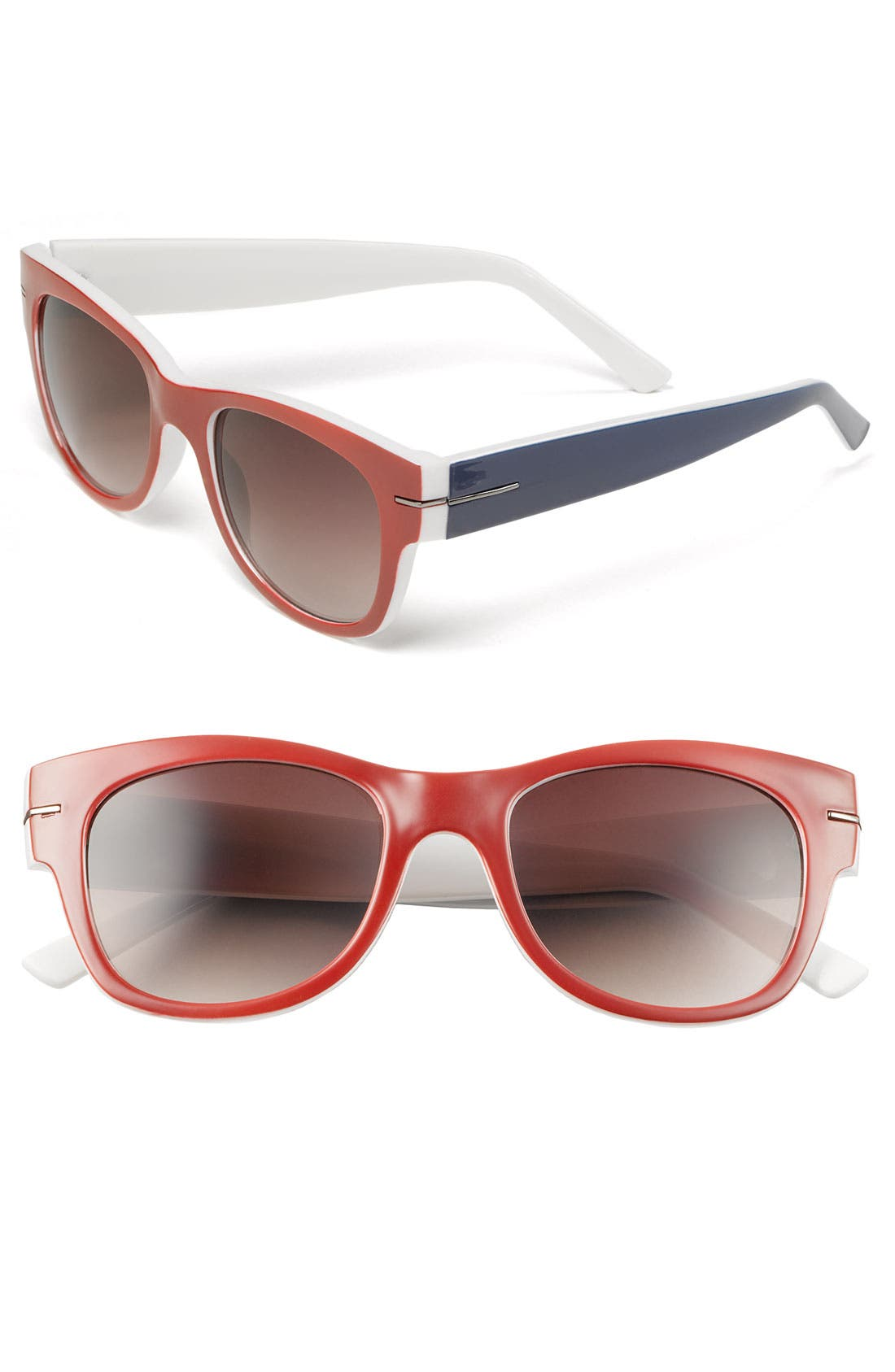 Alternate Image 1 Selected - Halogen® Retro Inspired Sunglasses