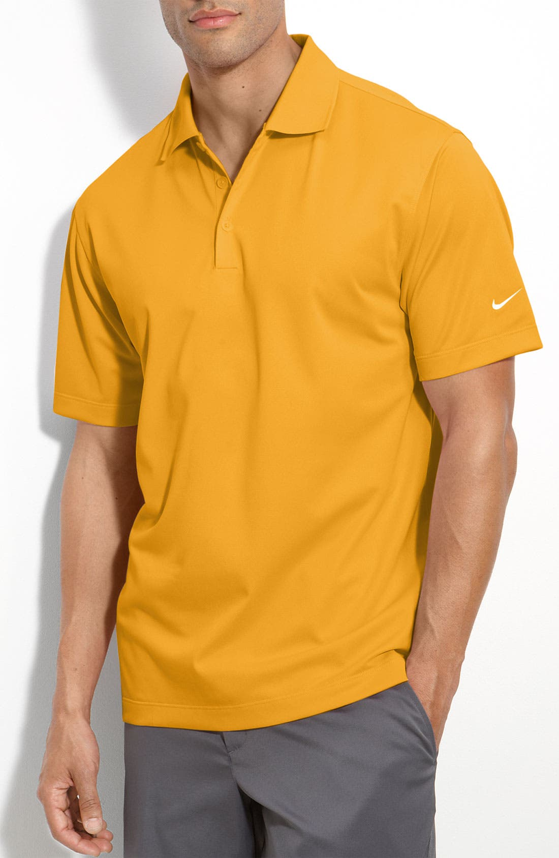 Main Image - Nike Golf UV Protection Polo
