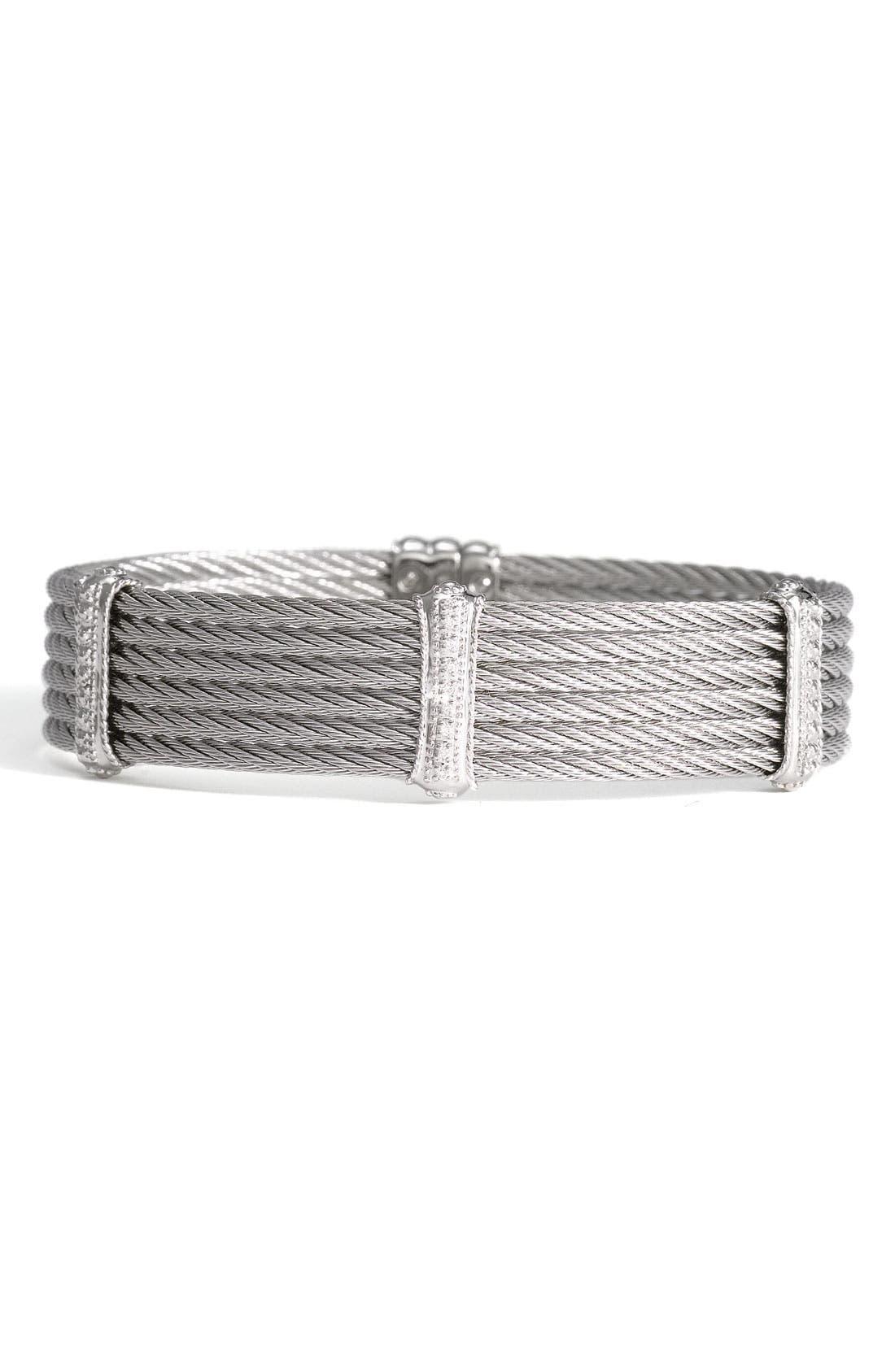 Alternate Image 1 Selected - ALOR® 6-Row Bracelet