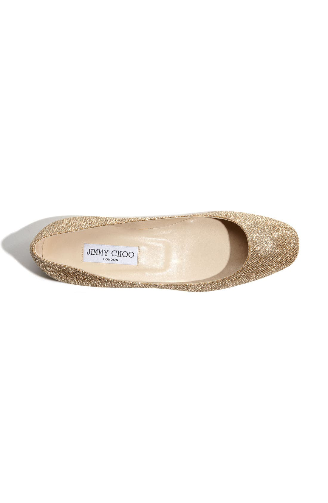 Alternate Image 3  - Jimmy Choo 'Finlay' Flat