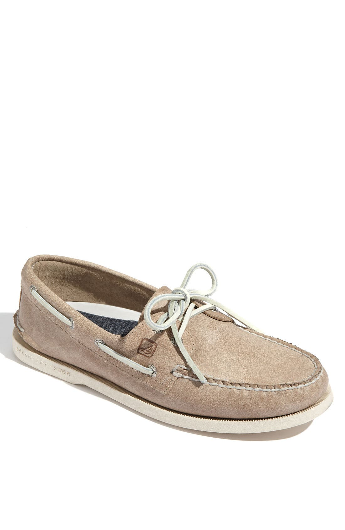 Alternate Image 1 Selected - Sperry Top-Sider® 'Authentic Original' Salt Stained Boat Shoe