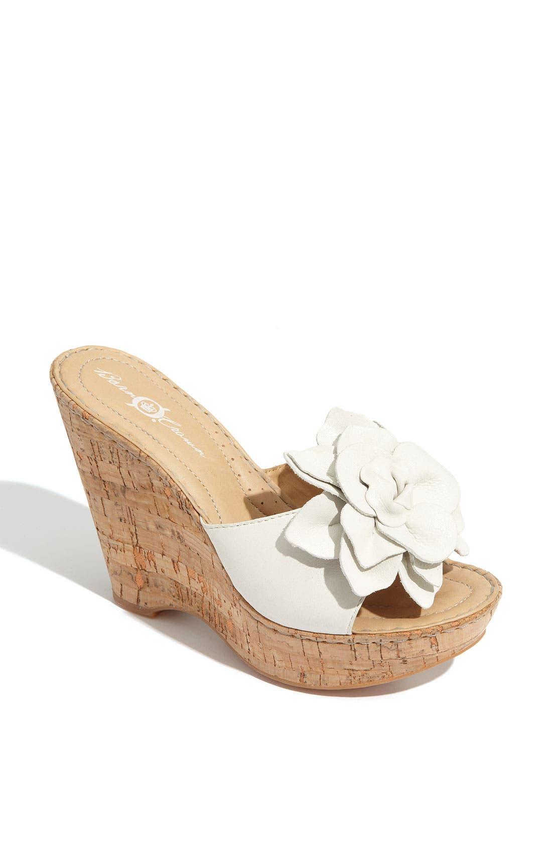 Alternate Image 1 Selected - Børn 'Amaya' Sandal