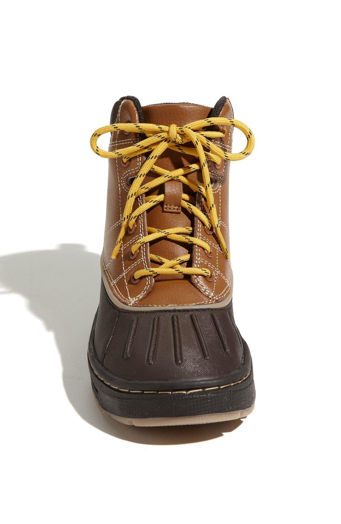 Alternate Image 3  - Nike 'Woodside' Hiking Boot (Toddler, Little Kid & Big Kid)