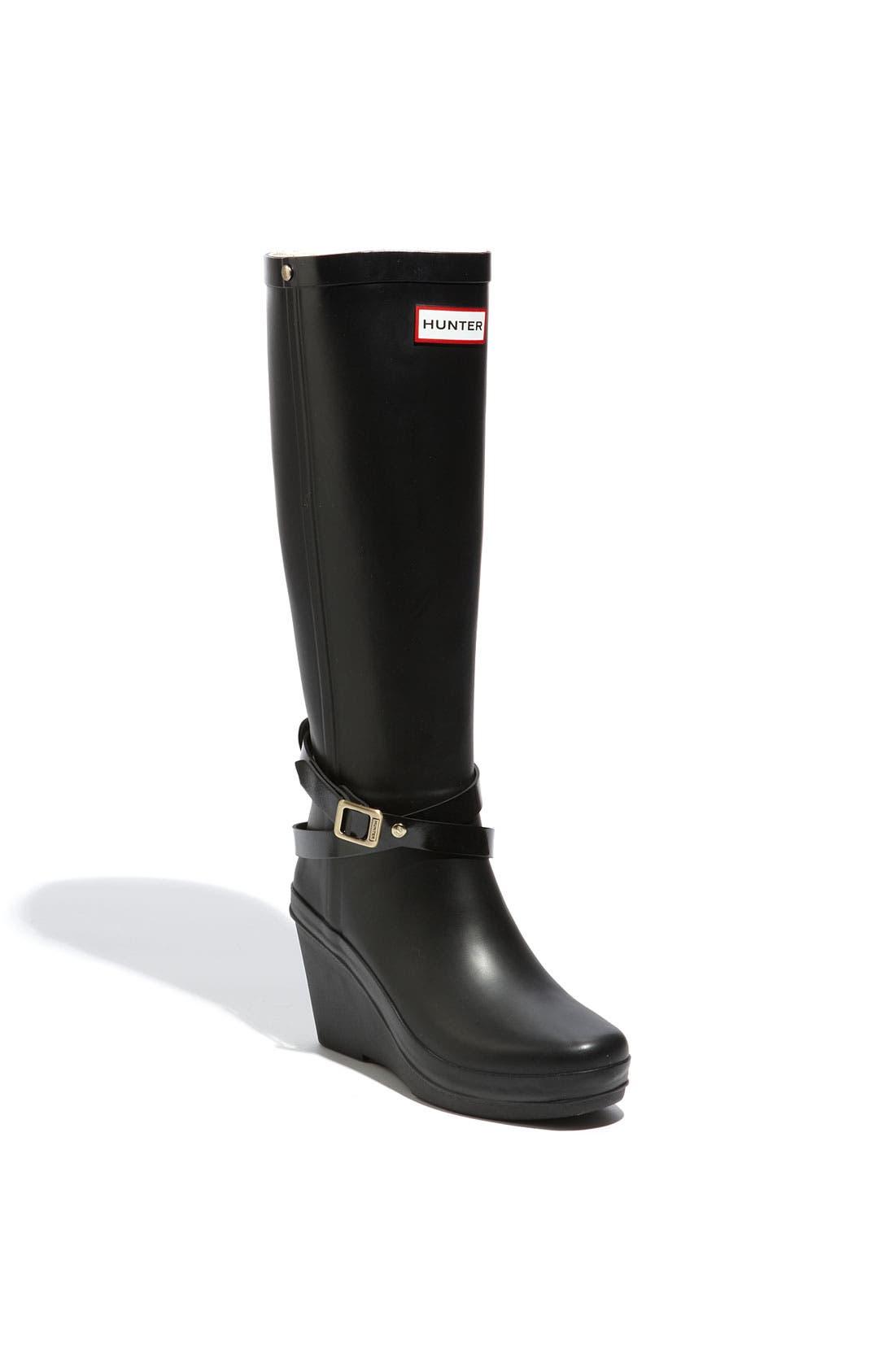 Alternate Image 1 Selected - Hunter 'Interlaken' Boot
