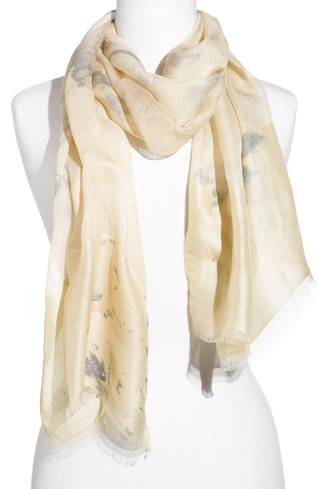 Main Image - Tarnish 'Faded Floral' Wrap