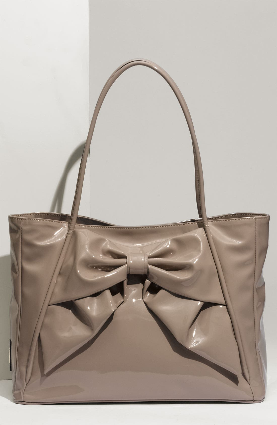 Main Image - Valentino 'Betty Lacca Bow - Small' Tote