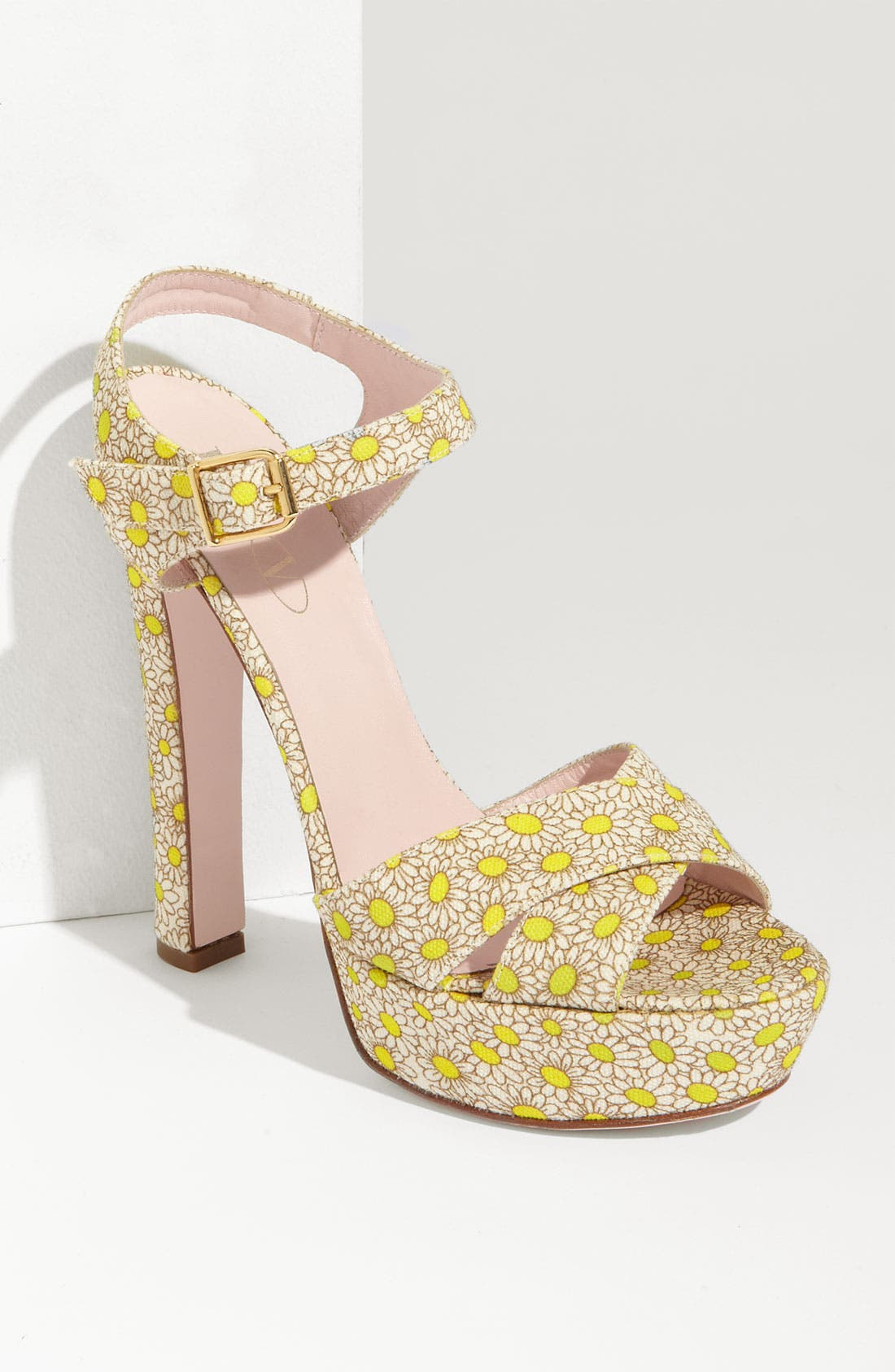 Alternate Image 1 Selected - RED Valentino High Heel Sandal