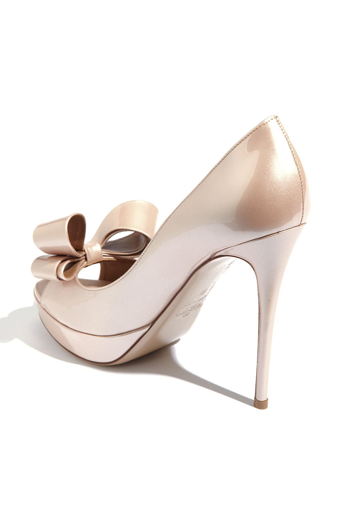 Alternate Image 2  - Valentino Couture Bow Pump