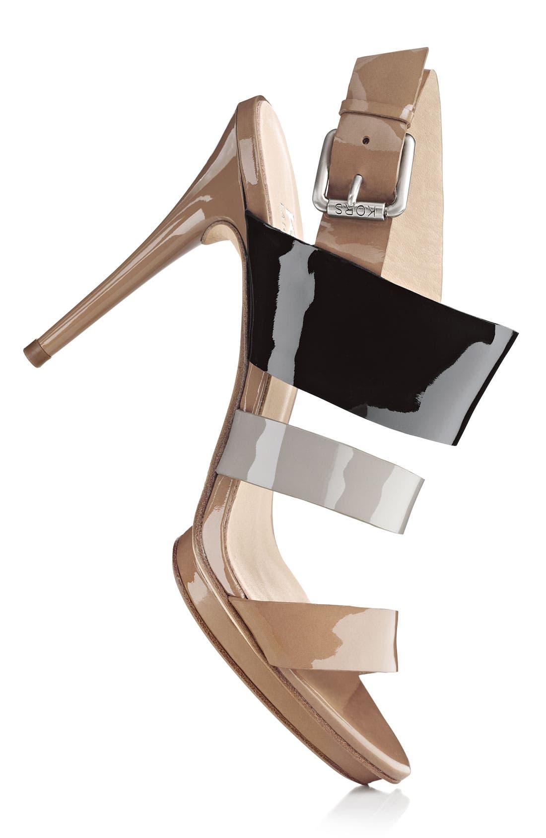 Alternate Image 5  - KORS Michael Kors 'Lizzie' Sandal