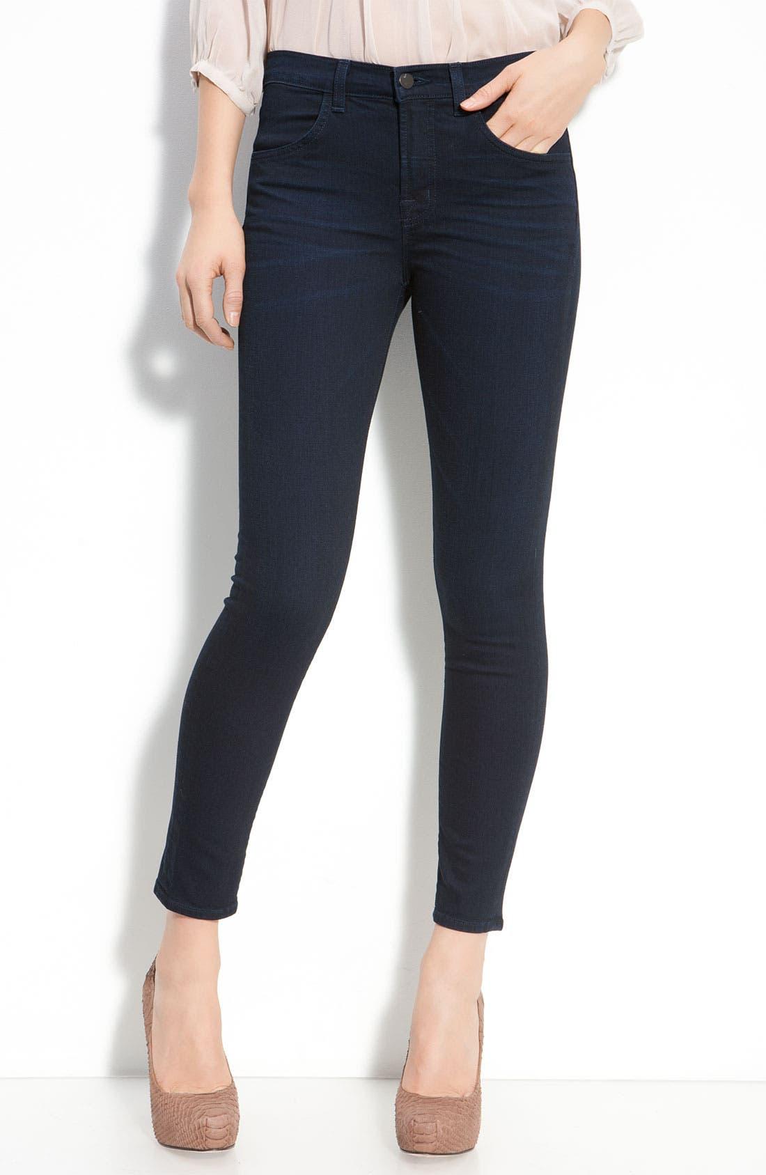 Alternate Image 3  - J Brand 'Maria' Ankle Jeans (Dynamite Wash)