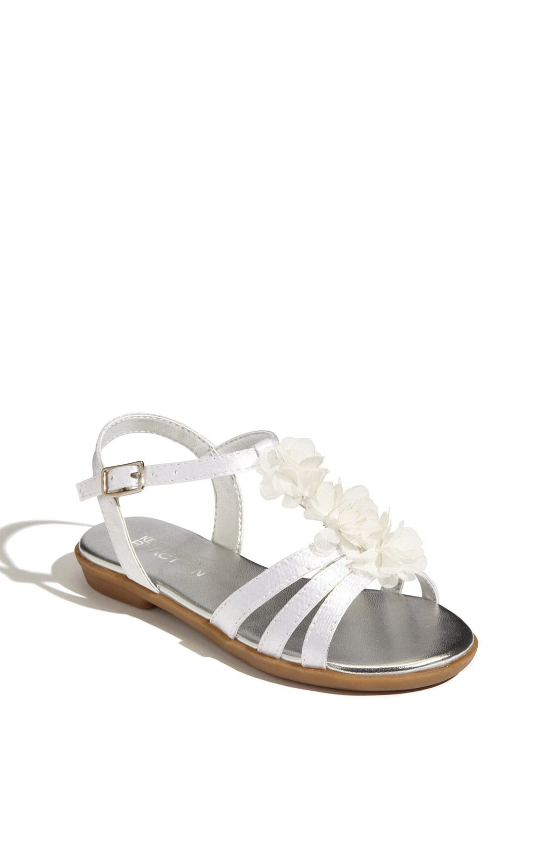Alternate Image 1 Selected - Kenneth Cole Reaction 'Face to Chase 2' Sandal (Walker & Toddler)