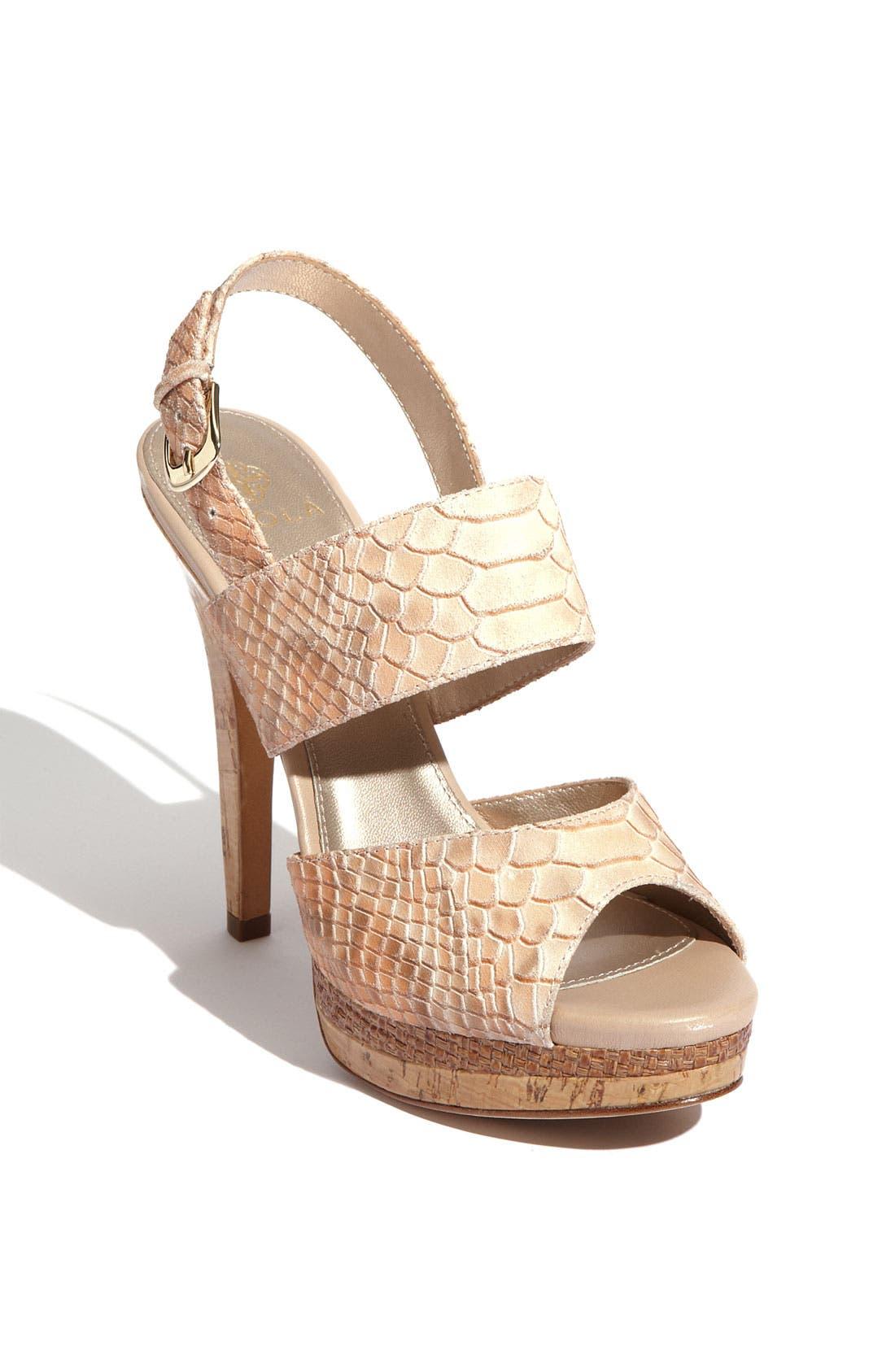 Alternate Image 1 Selected - Isolá 'Damani' Sandal