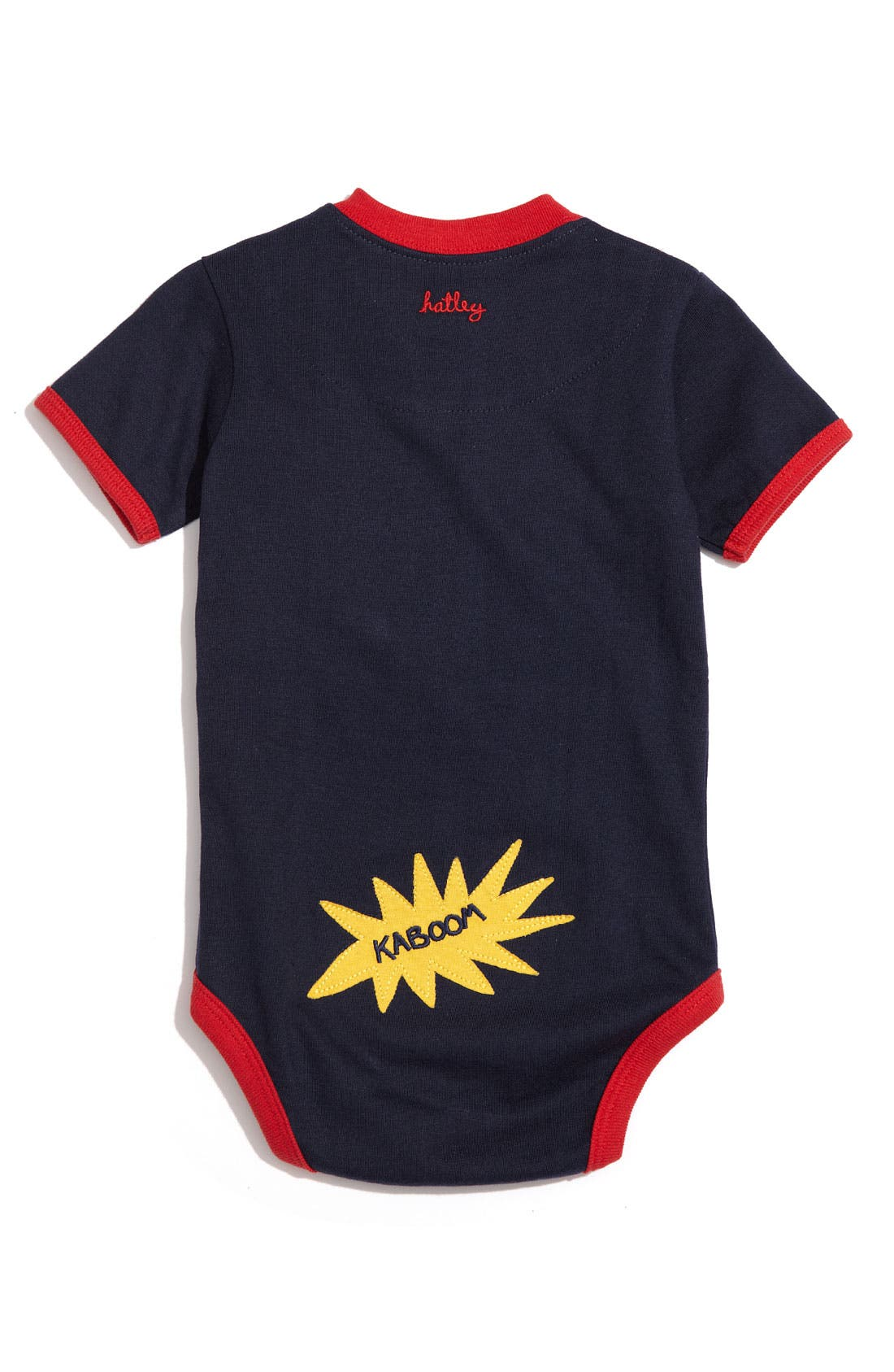 Alternate Image 2  - Hatley Bodysuit (Infant)
