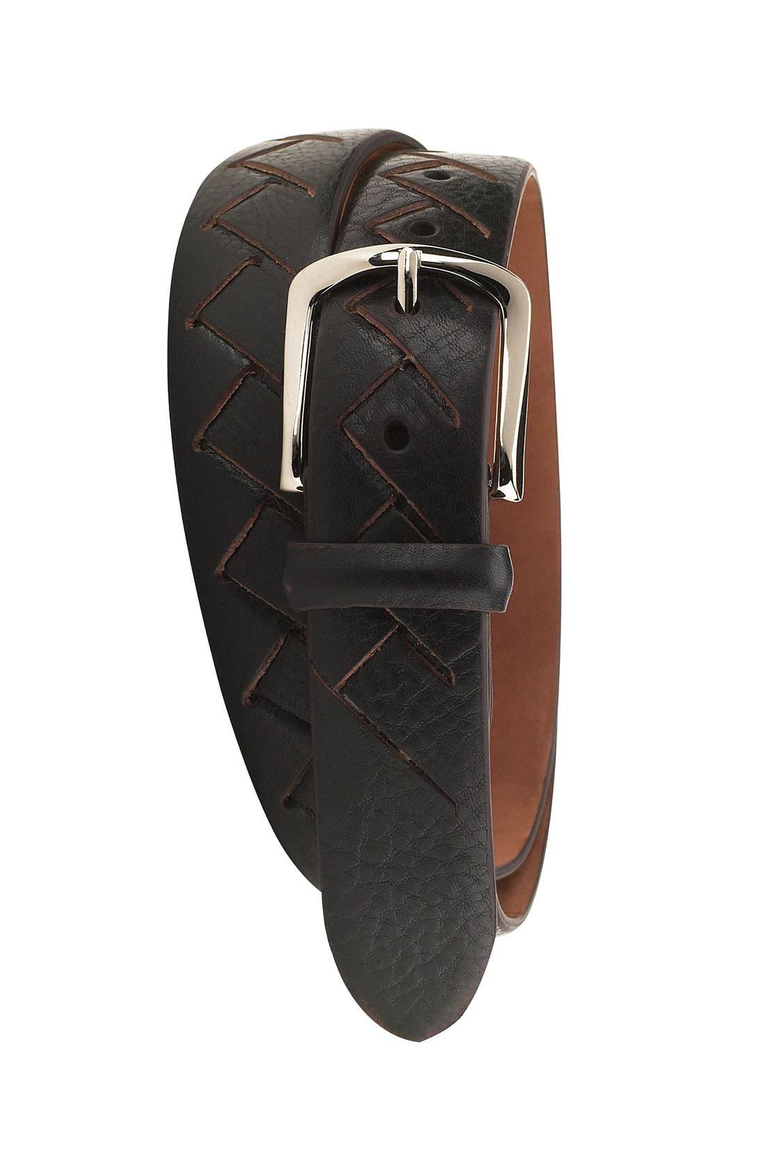 Alternate Image 1 Selected - Cole Haan 'Phillip' Leather Belt