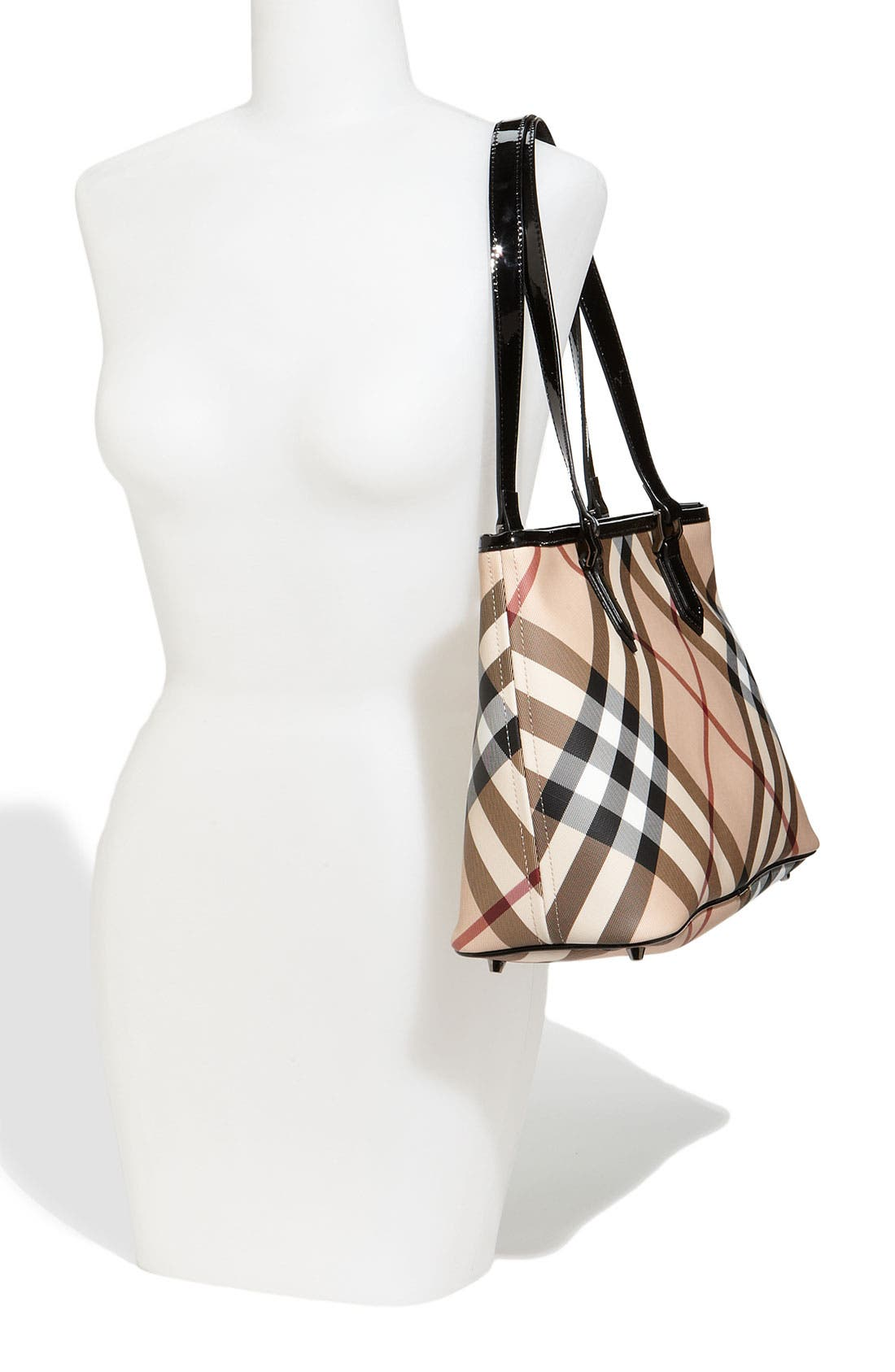 Alternate Image 2  - Burberry 'Nova Check' Shopper
