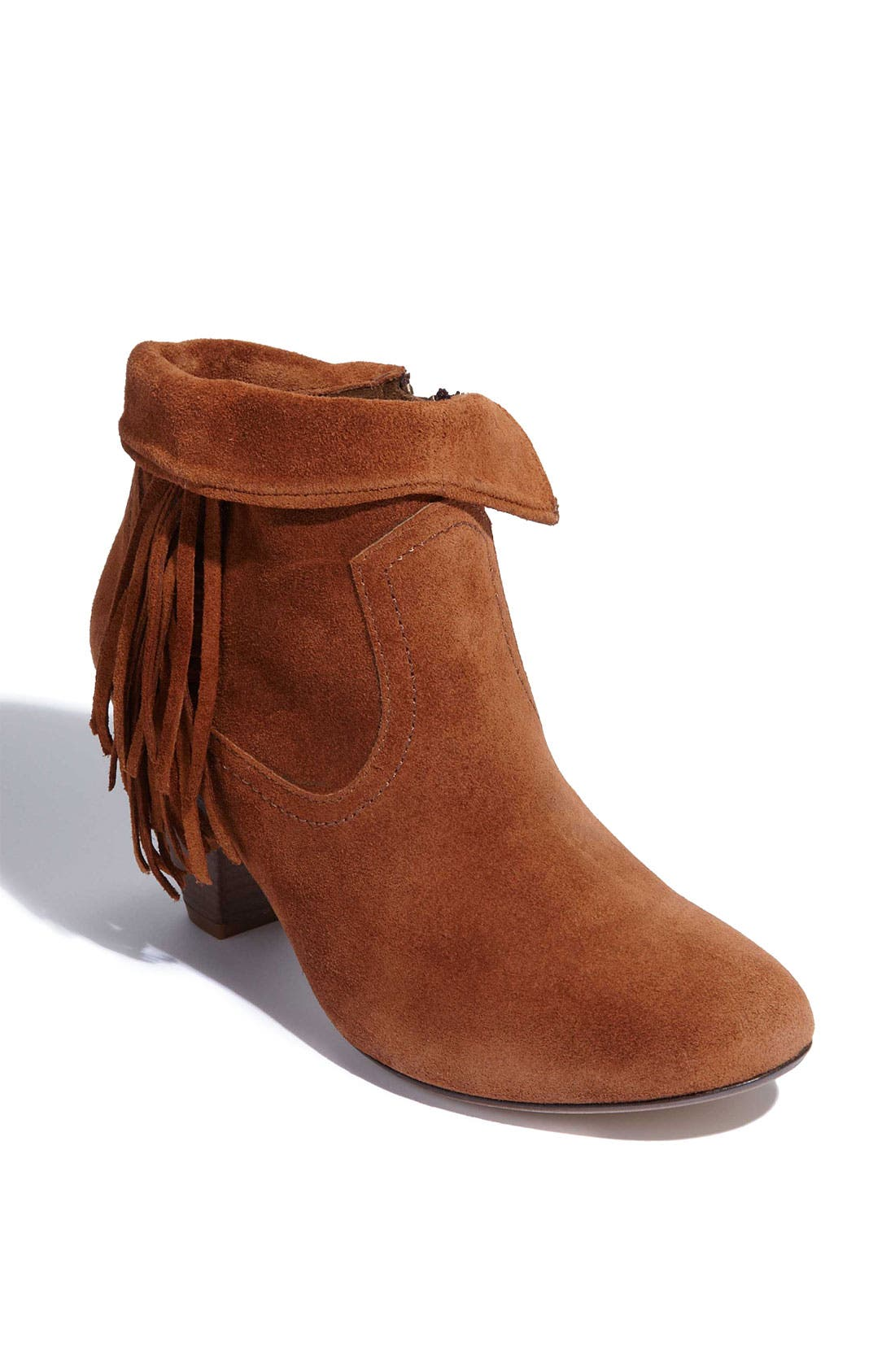Alternate Image 1 Selected - Steve Madden 'Pisstoll' Fringe Bootie