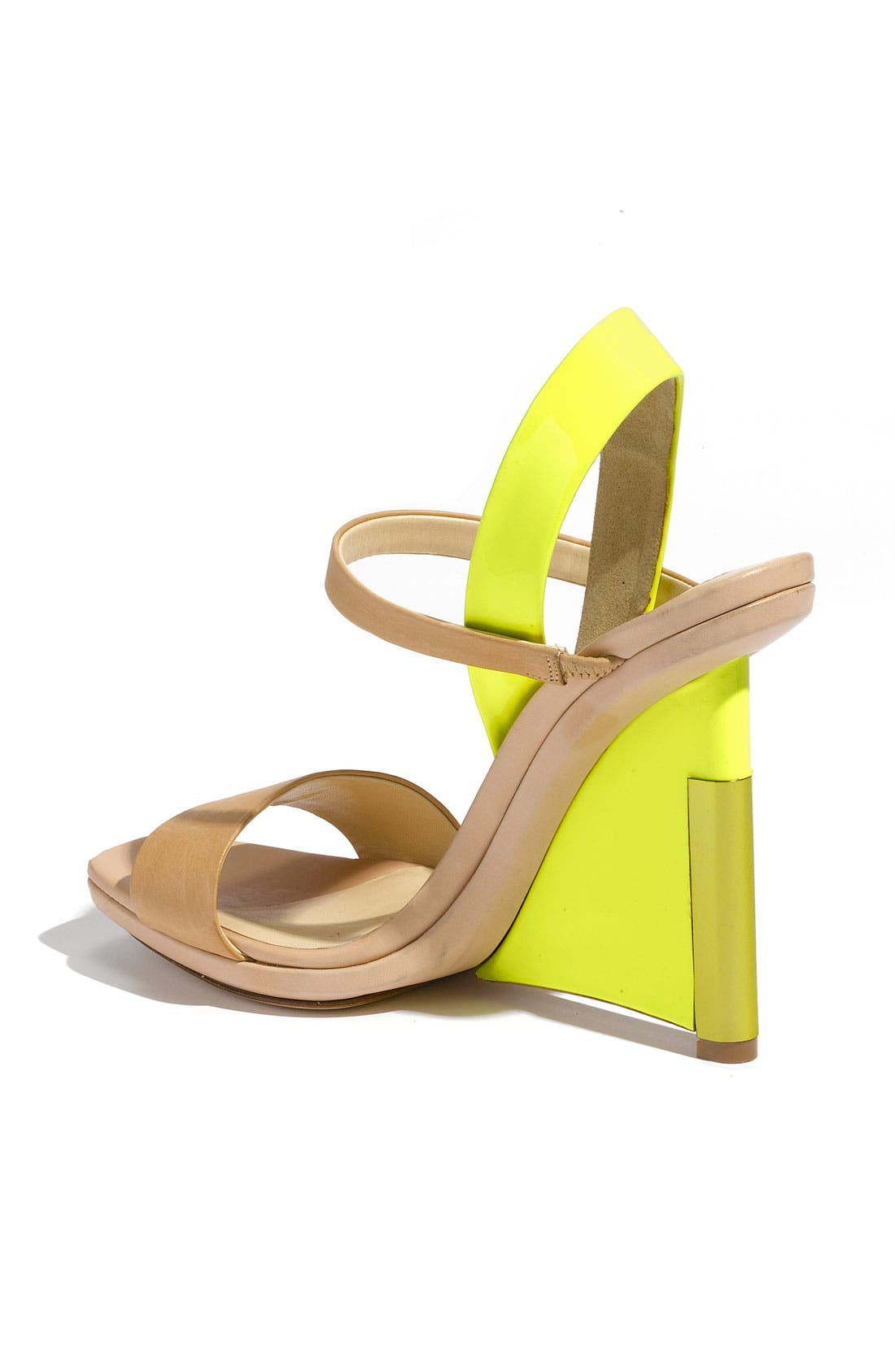 Alternate Image 2  - Reed Krakoff 'Architect' Wedge Sandal