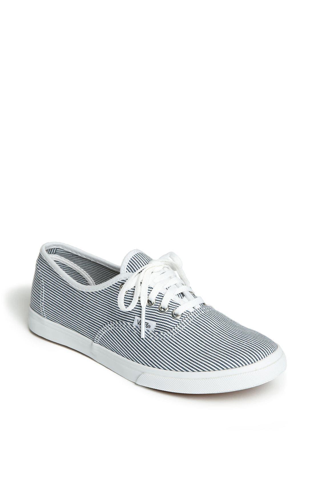 Alternate Image 1 Selected - Vans 'Authentic Lo Pro' Sneaker (Women)