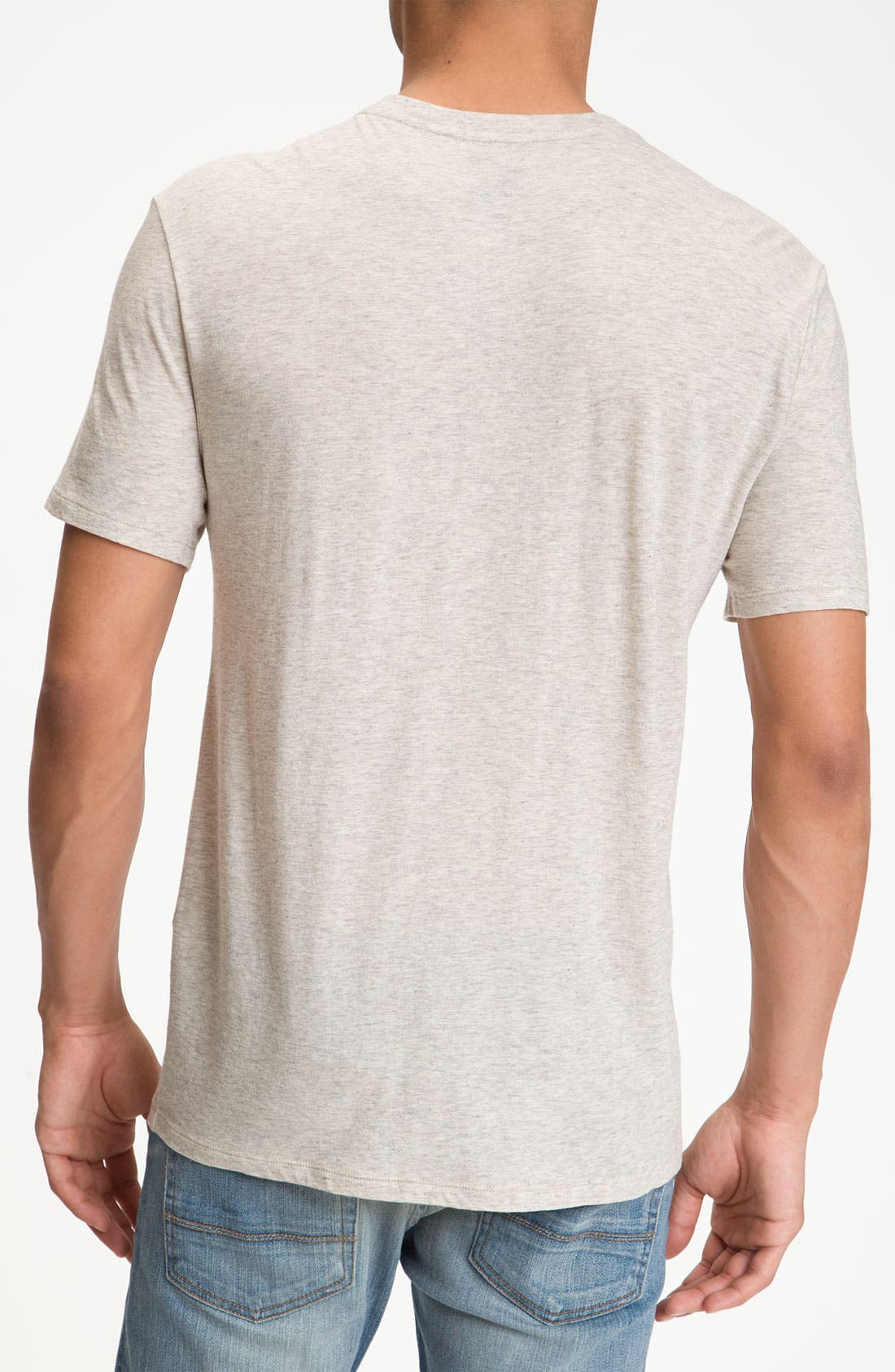 Alternate Image 2  - Vince Short Sleeve V-Neck T-Shirt