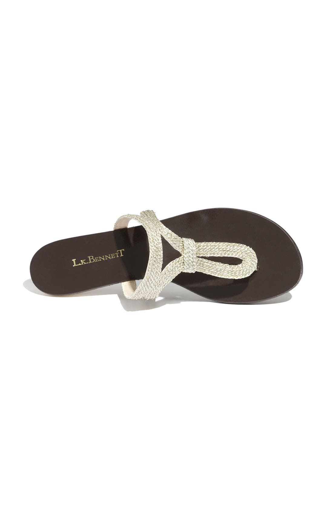 Alternate Image 3  - L.K. Bennett 'Evelyn' Sandal