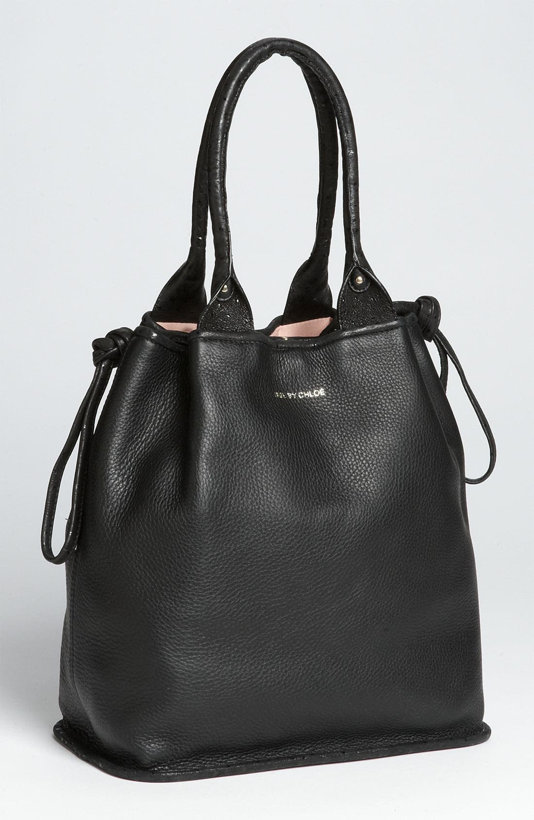 Alternate Image 1 Selected - See By Chloé 'April' Drawstring Shoulder Bag