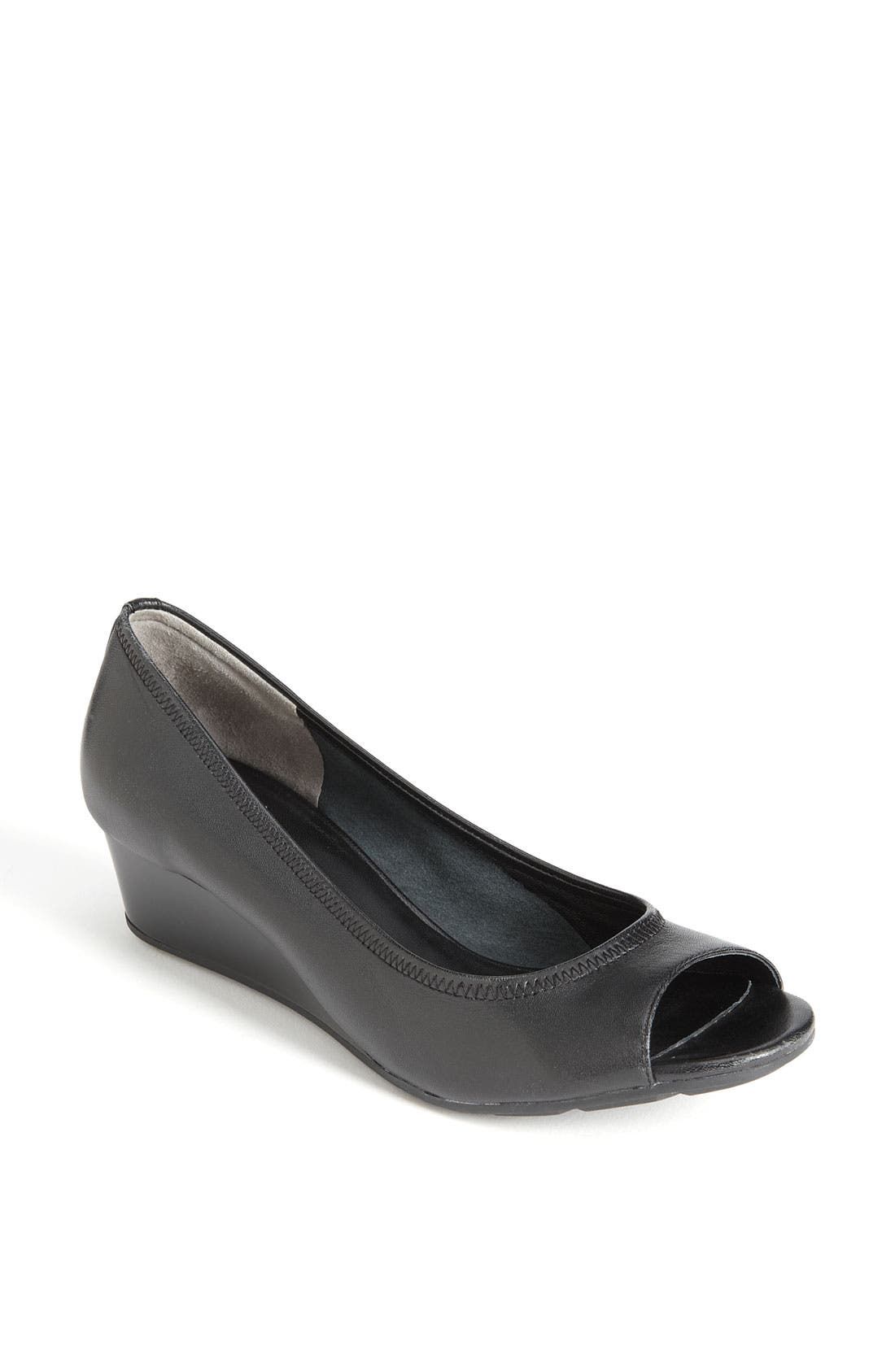 Alternate Image 1 Selected - Cole Haan 'Air Tali' Peeptoe Wedge