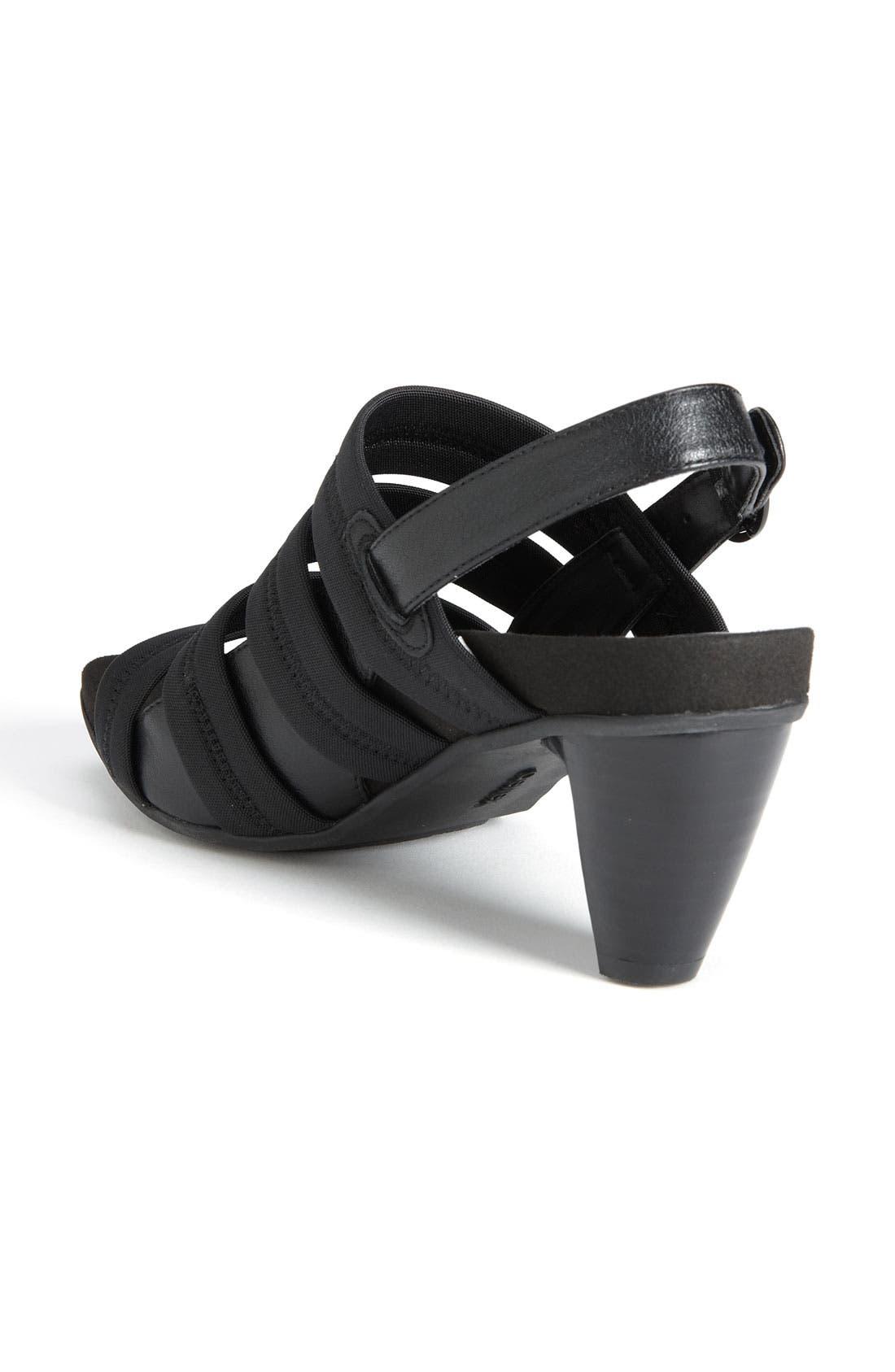 Alternate Image 2  - Aetrex 'Veronica' Sandal
