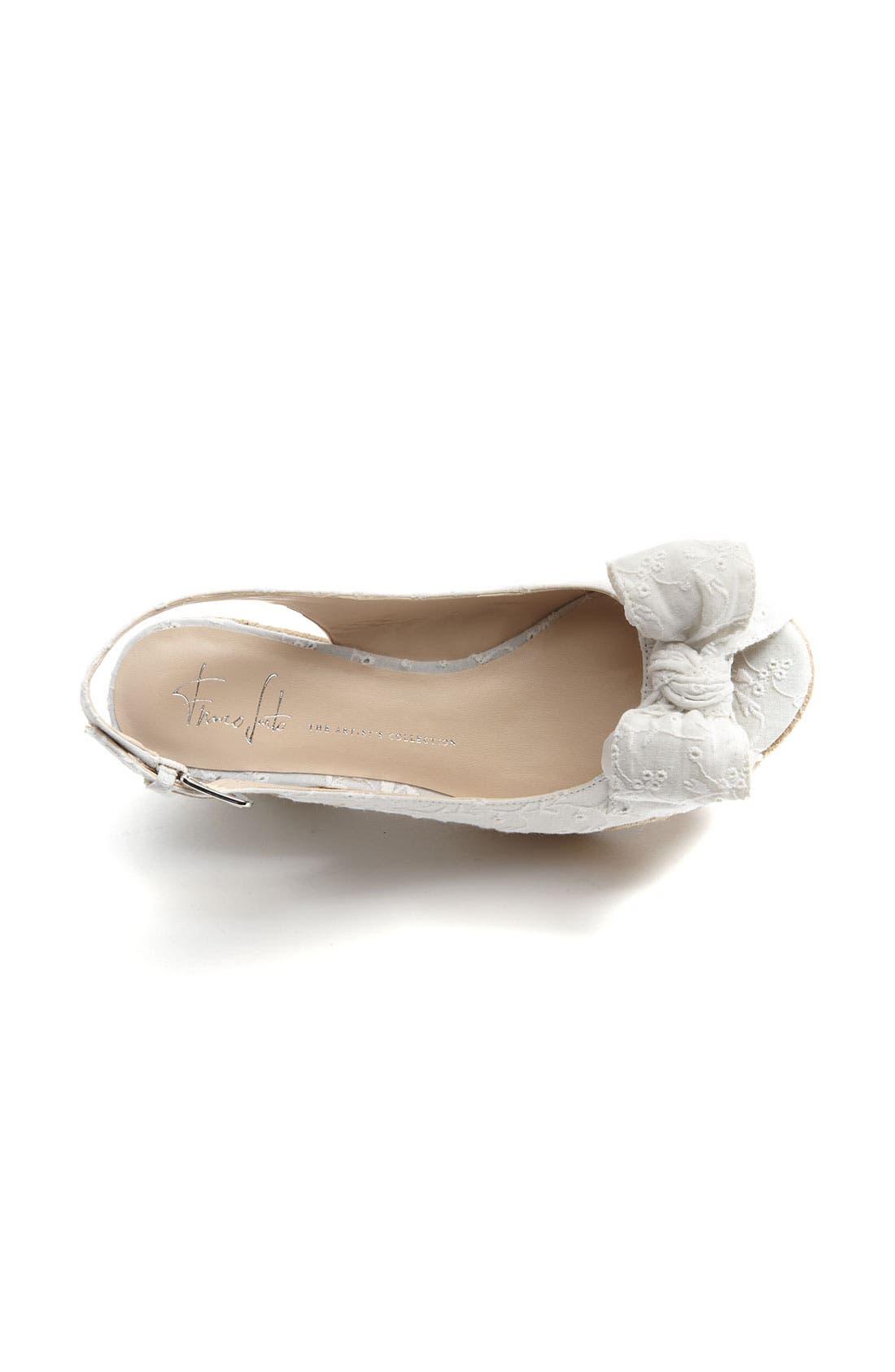Alternate Image 3  - Franco Sarto 'Olympia' Espadrille Sandal