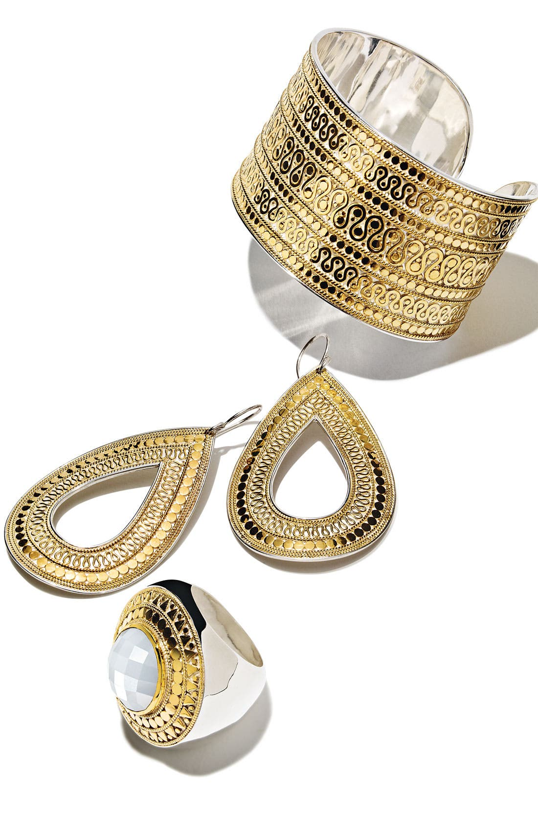 Alternate Image 3  - Anna Beck 'Gili Wire' Teardrop Earrings (Nordstrom Exclusive)