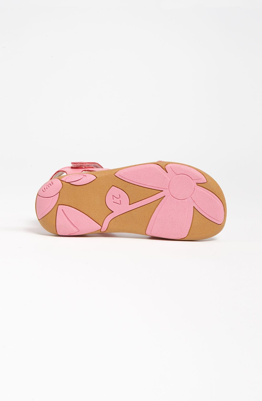 Alternate Image 4  - Umi 'Serenna' Adjustable Sandal (Toddler, Little Kid & Big Kid)